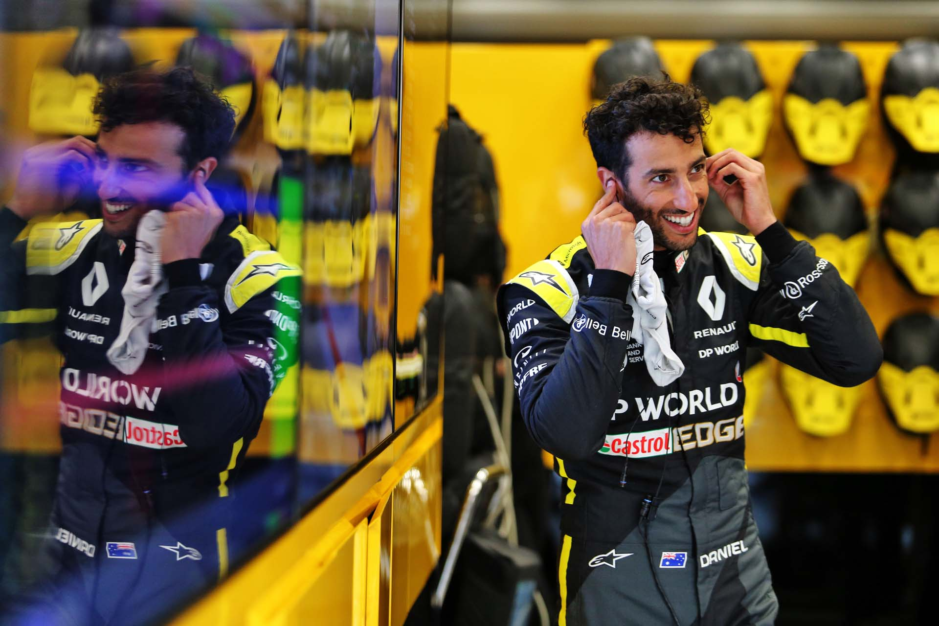 Motor Racing - Formula One World Championship - Belgian Grand Prix - Qualifying Day - Spa Francorchamps, Belgium