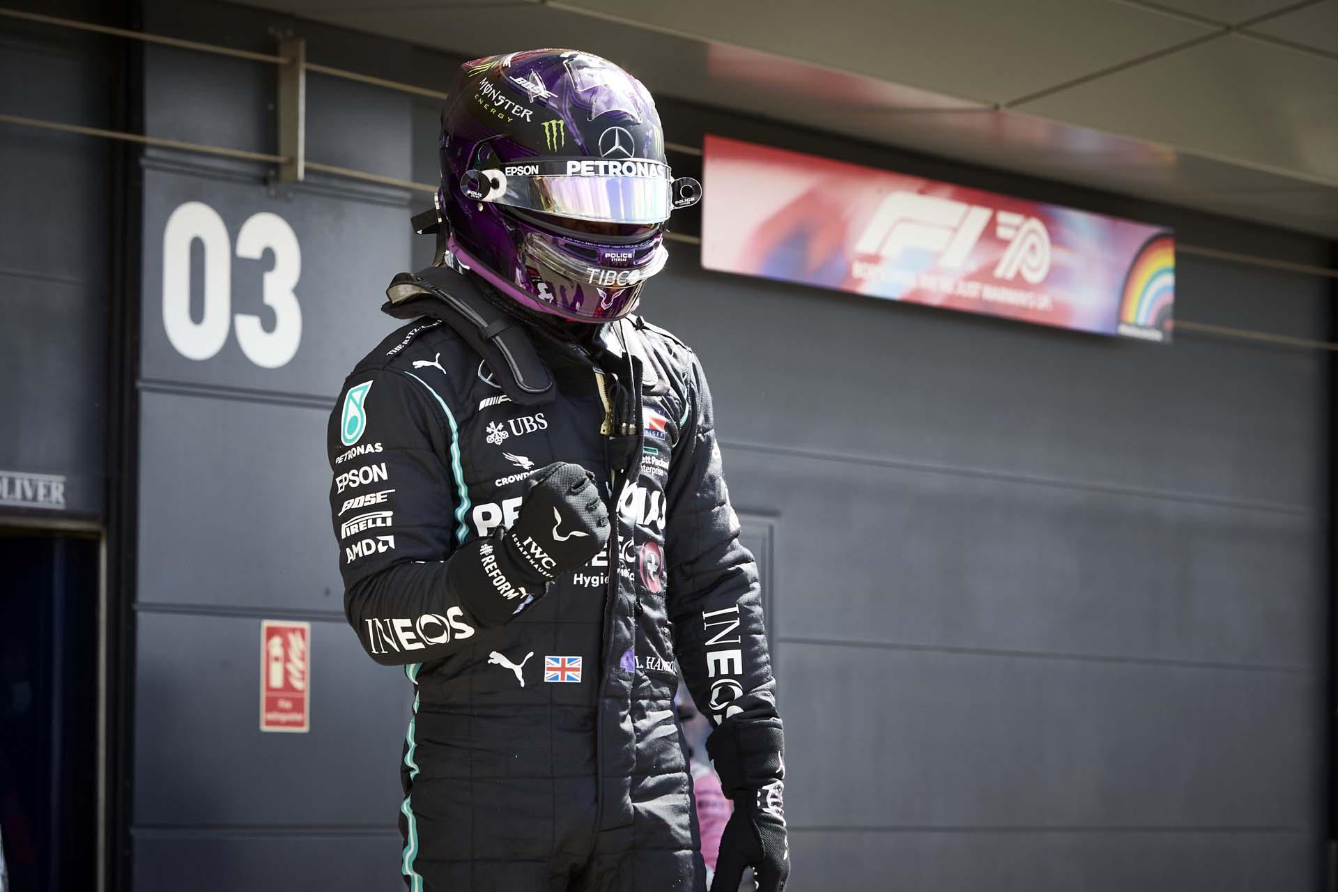 2020 British Grand Prix, Saturday - Steve Etherington