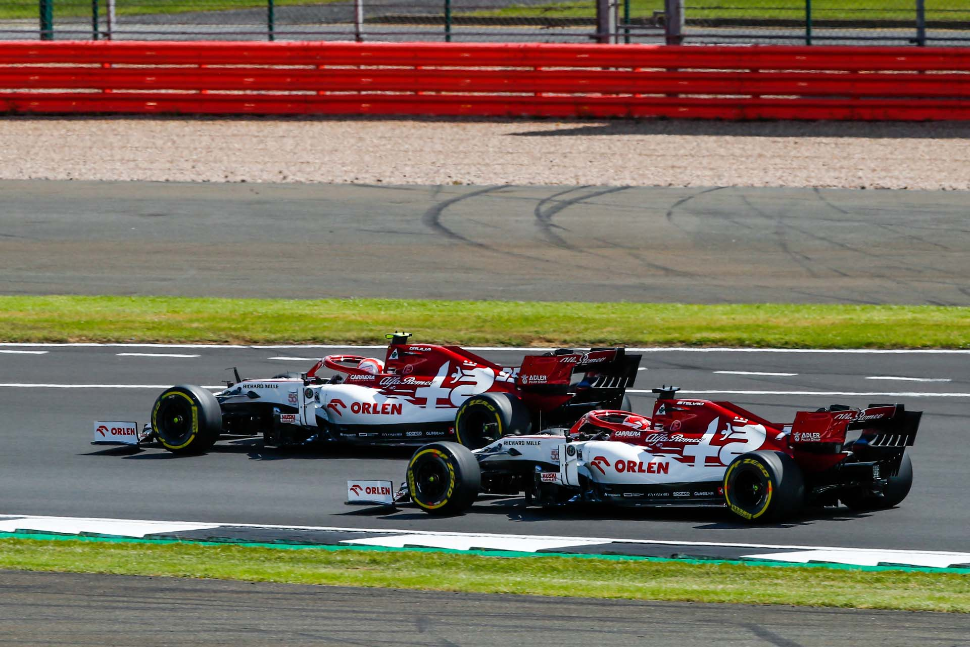F1 - BRITISH GRAND PRIX 2020 - PART 2