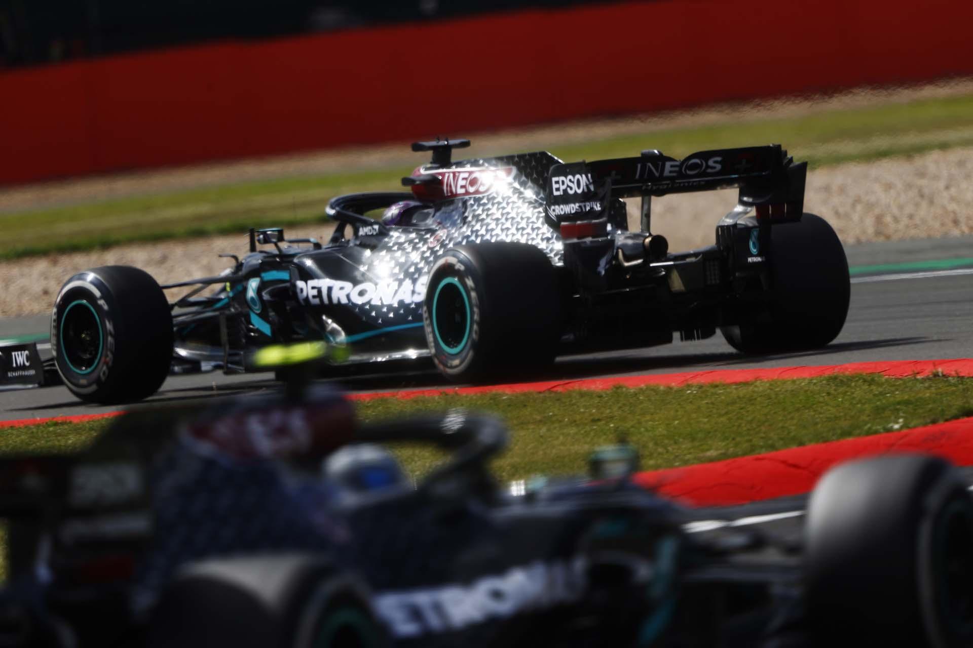 2020 British Grand Prix,Sunday - LAT Images
