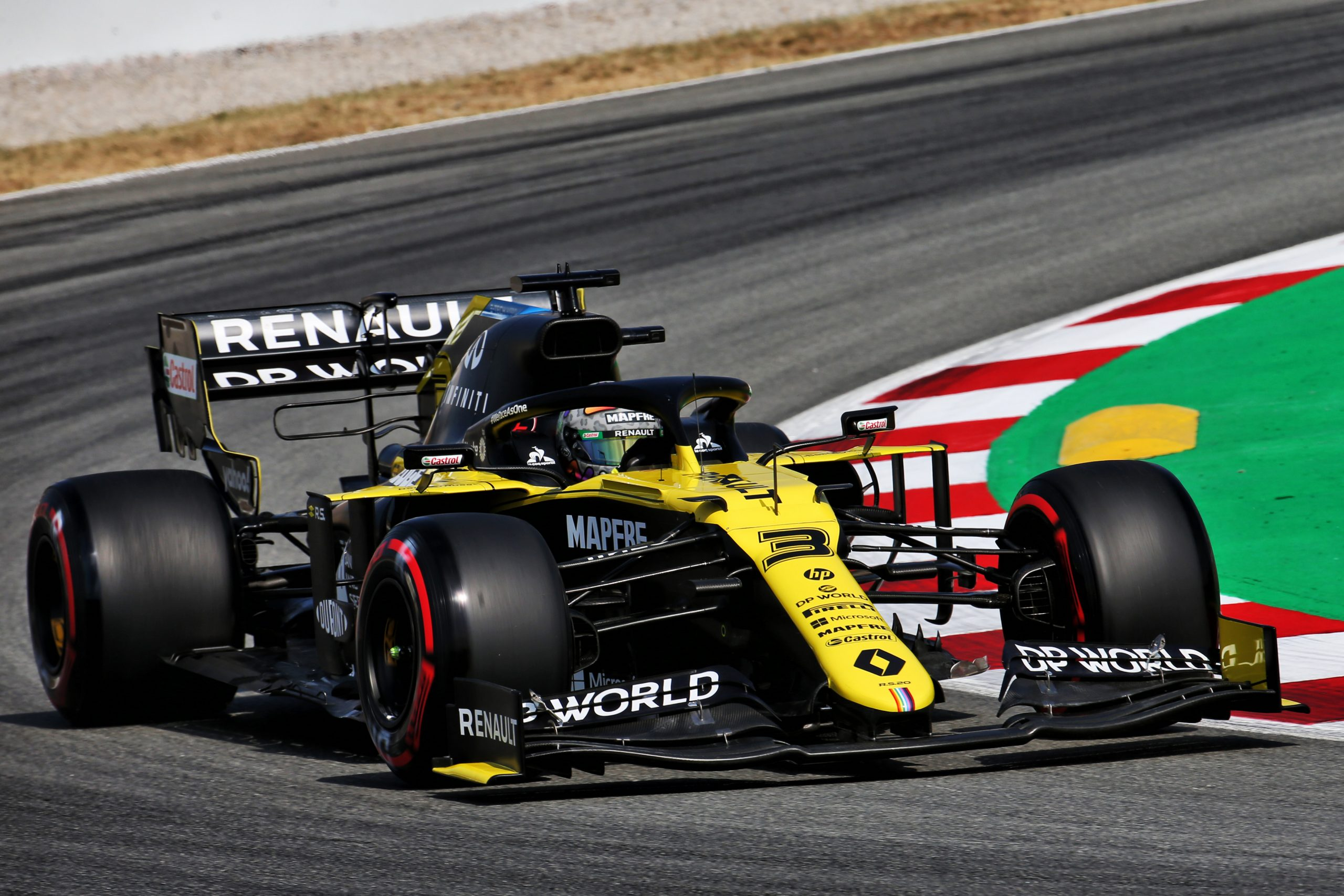 Motor Racing - Formula One World Championship - Spanish Grand Prix - Practice Day - Barcelona, Spain