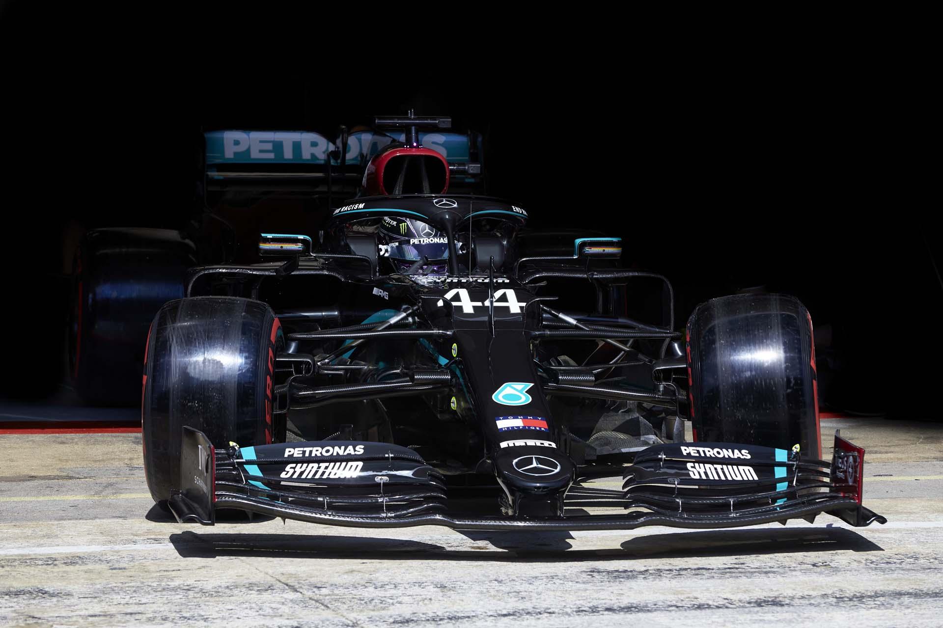2020 Spanish Grand Prix, Saturday - Steve Etherington