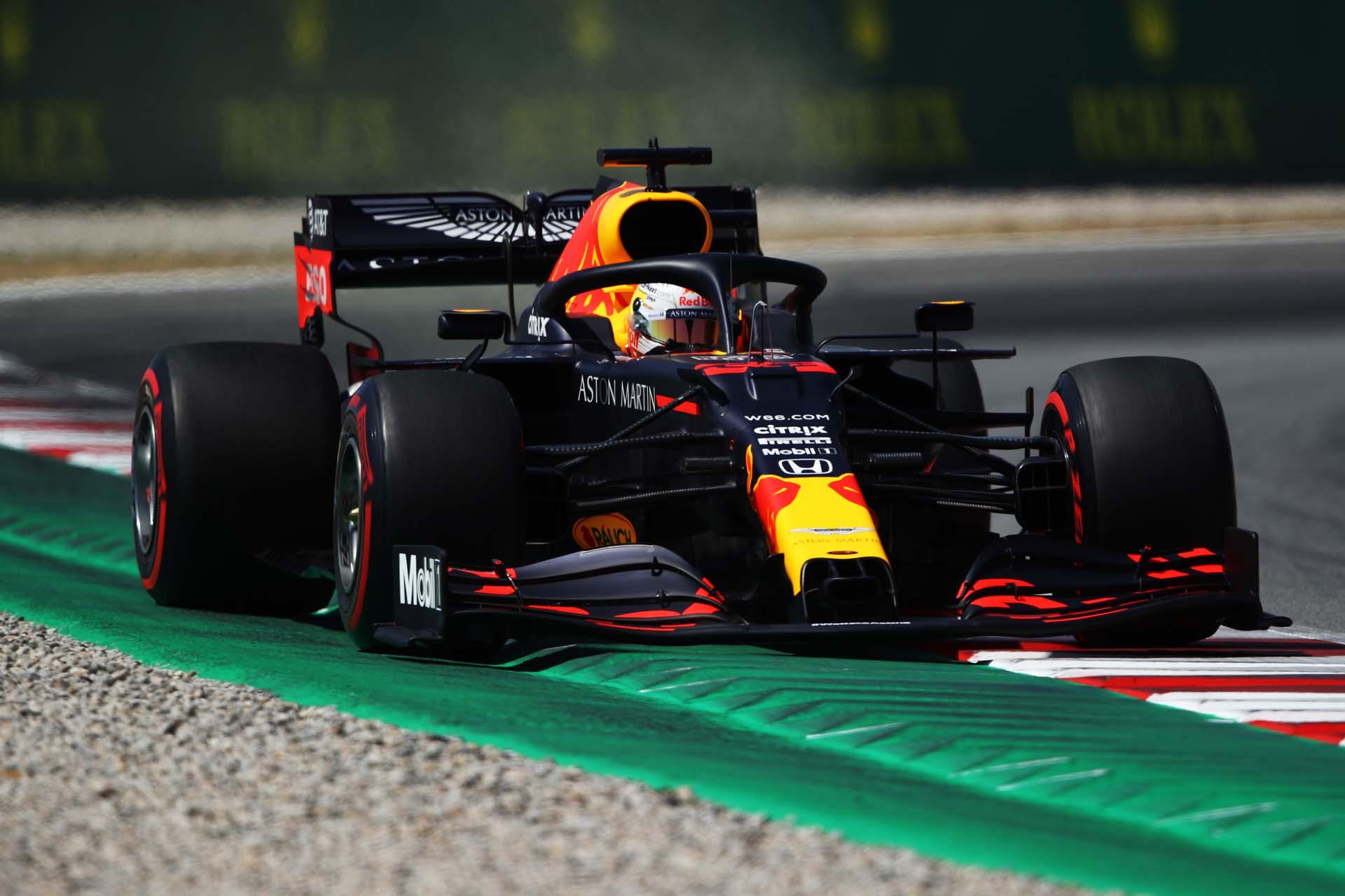 F1 Grand Prix of Spain - Final Practice