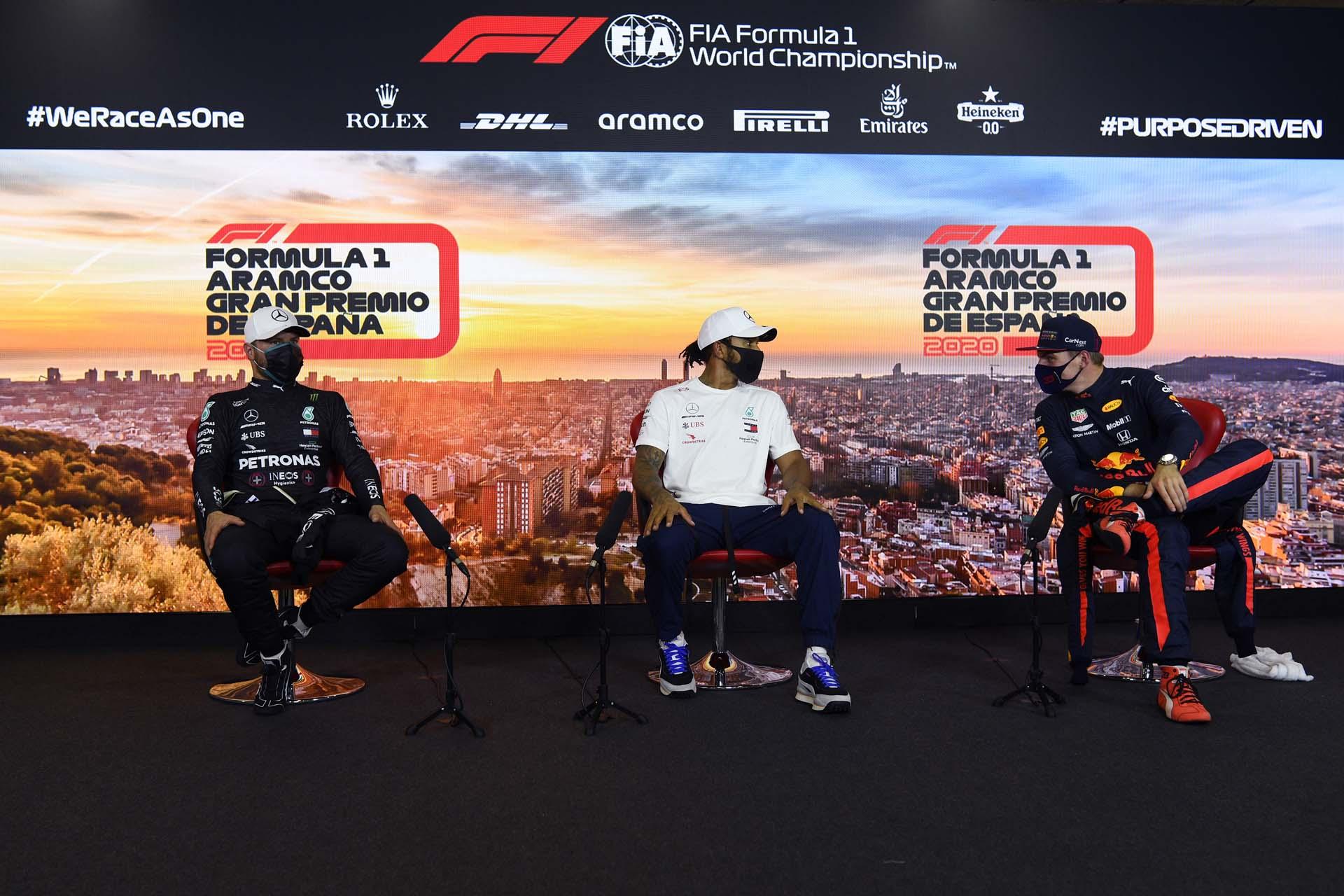 F1 Grand Prix of Spain - Qualifying