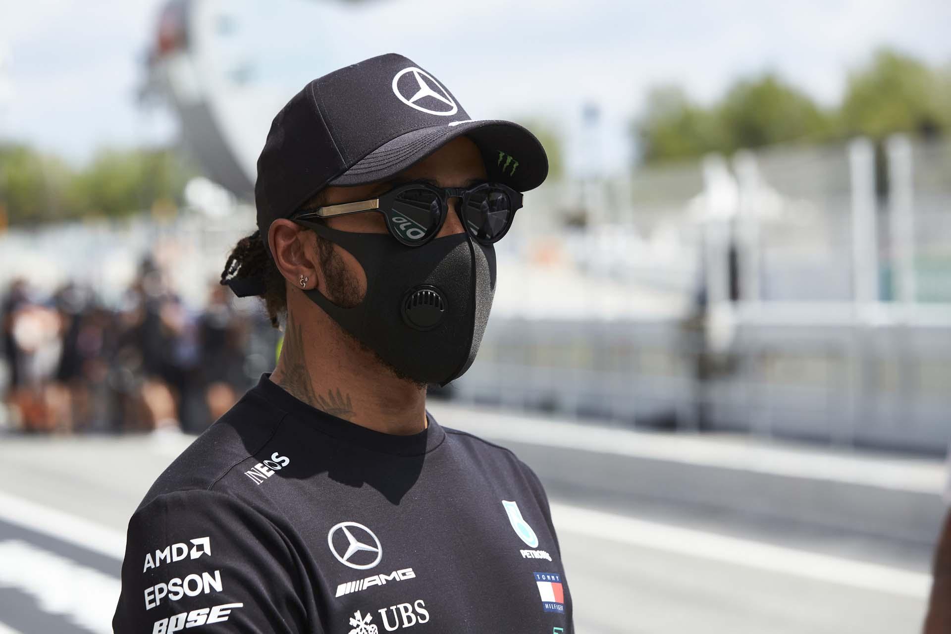 2020 Spanish Grand Prix, Sunday - Steve Etherington