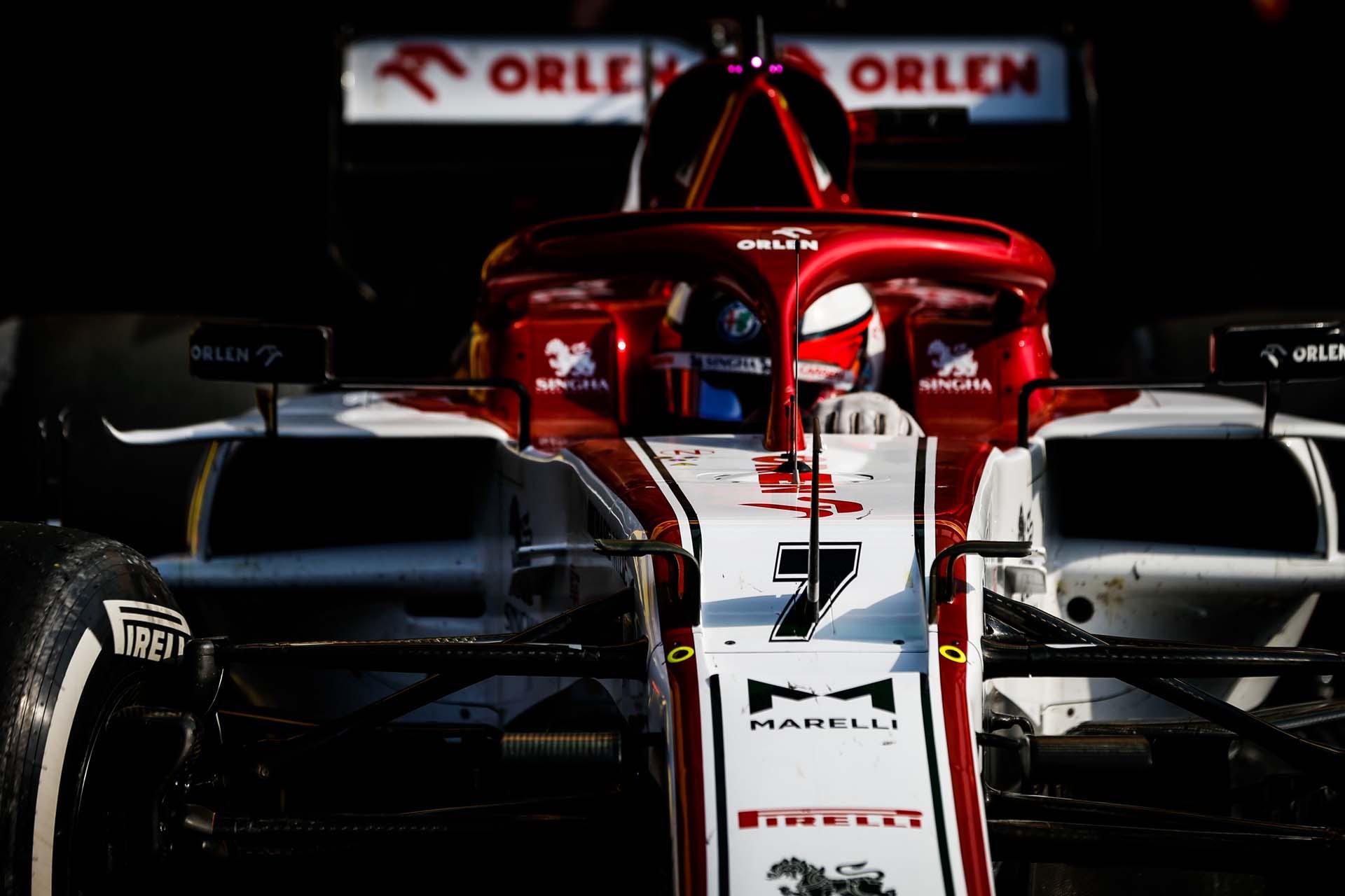 F1 - TUSCAN GRAND PRIX 2020