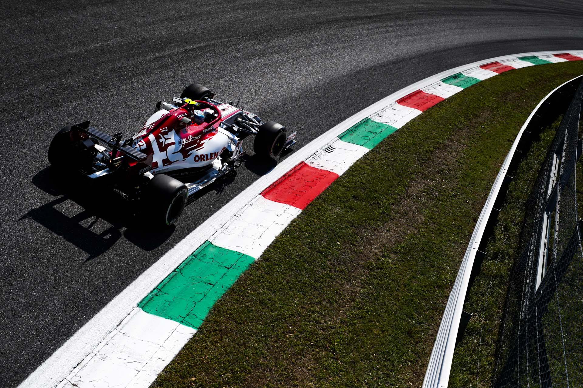 F1 - ITALIAN GRAND PRIX 2020