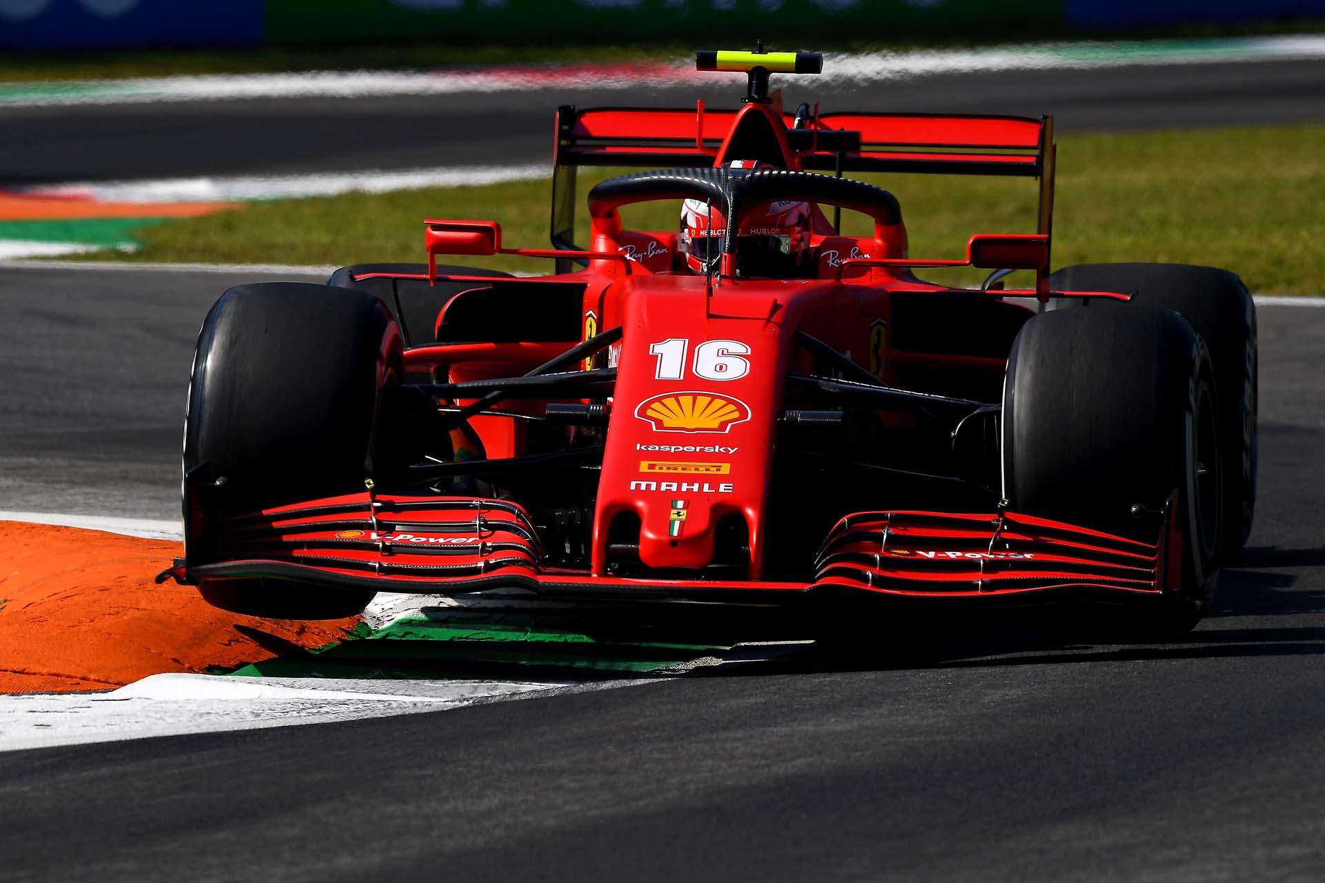 GP ITALIA F1/2020 -  VENERDÌ 04/09/2020