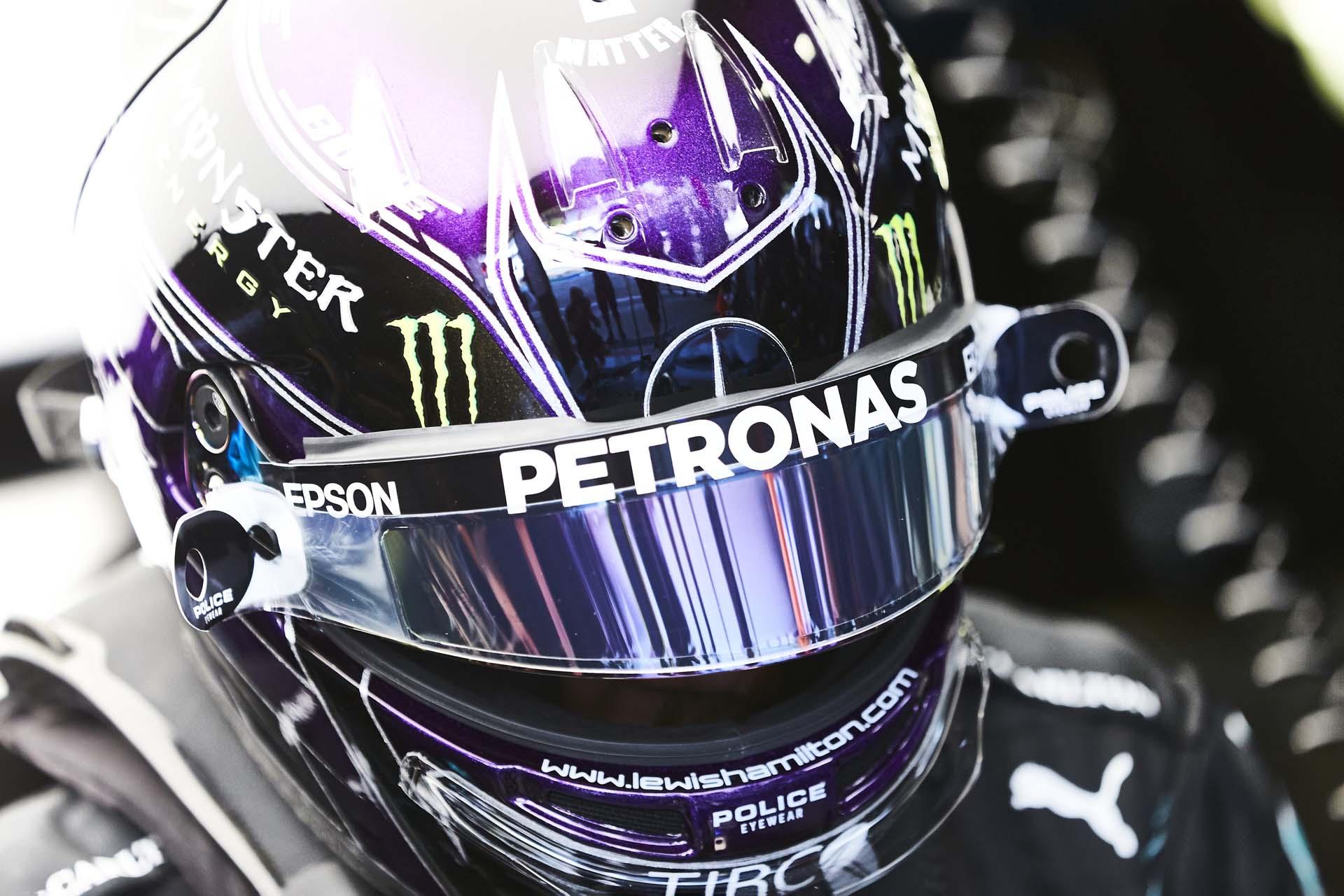 2020 Italian Grand Prix, Friday - Steve Etherington