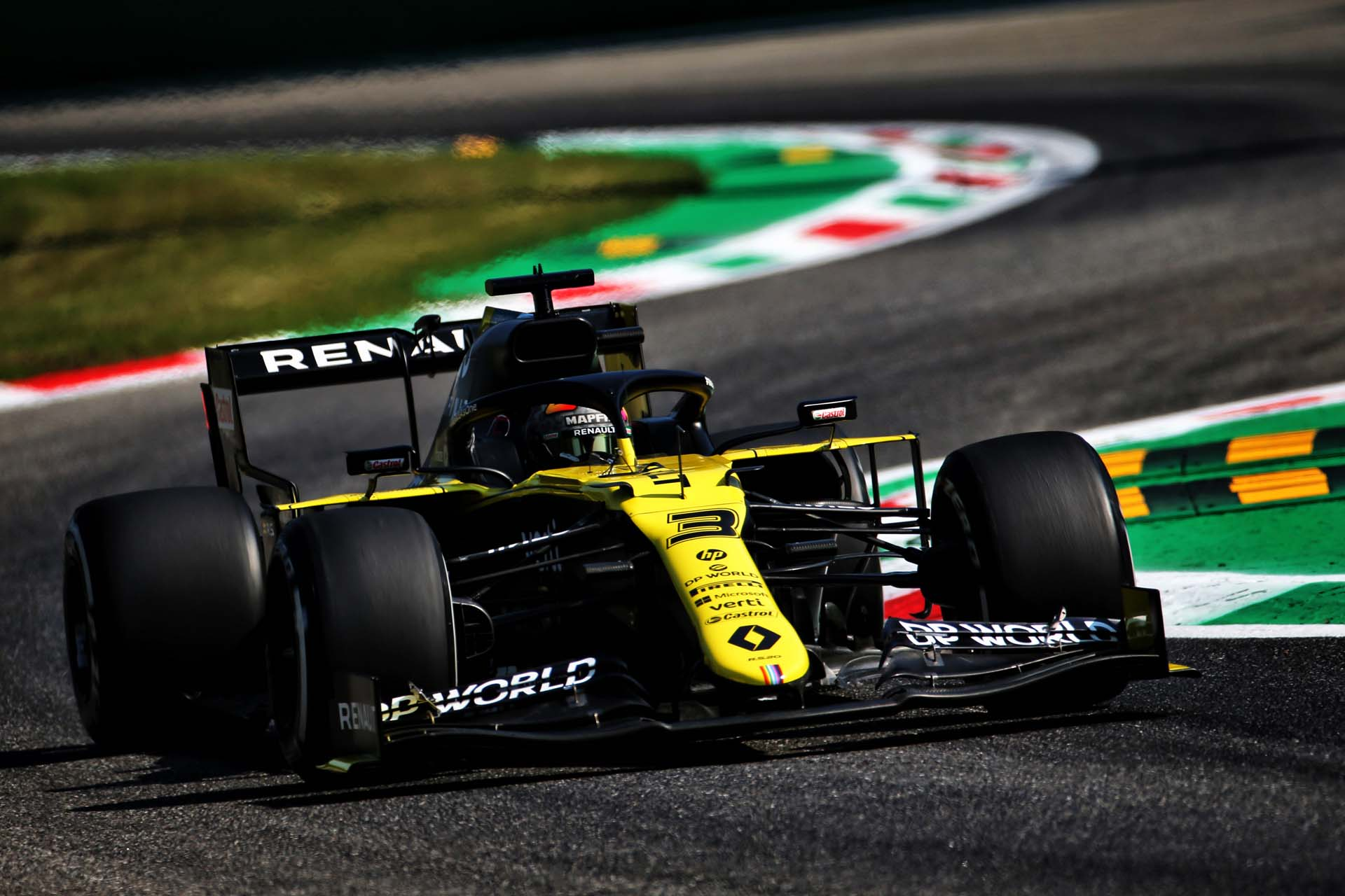 Motor Racing - Formula One World Championship - Italian Grand Prix - Practice Day - Monza, Italy