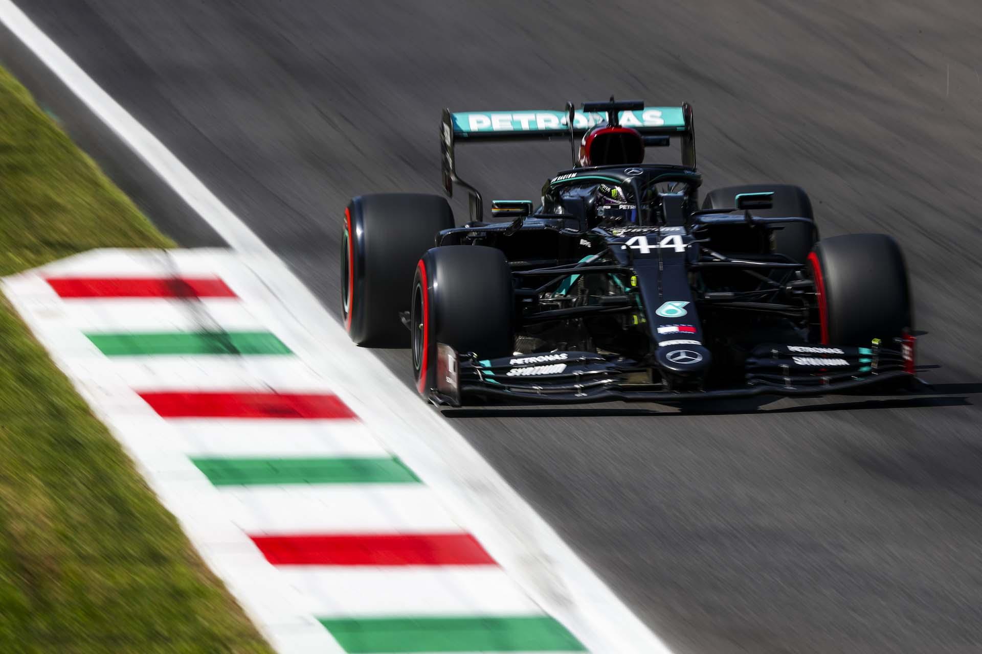 2020 Italian Grand Prix, Saturday - LAT Images