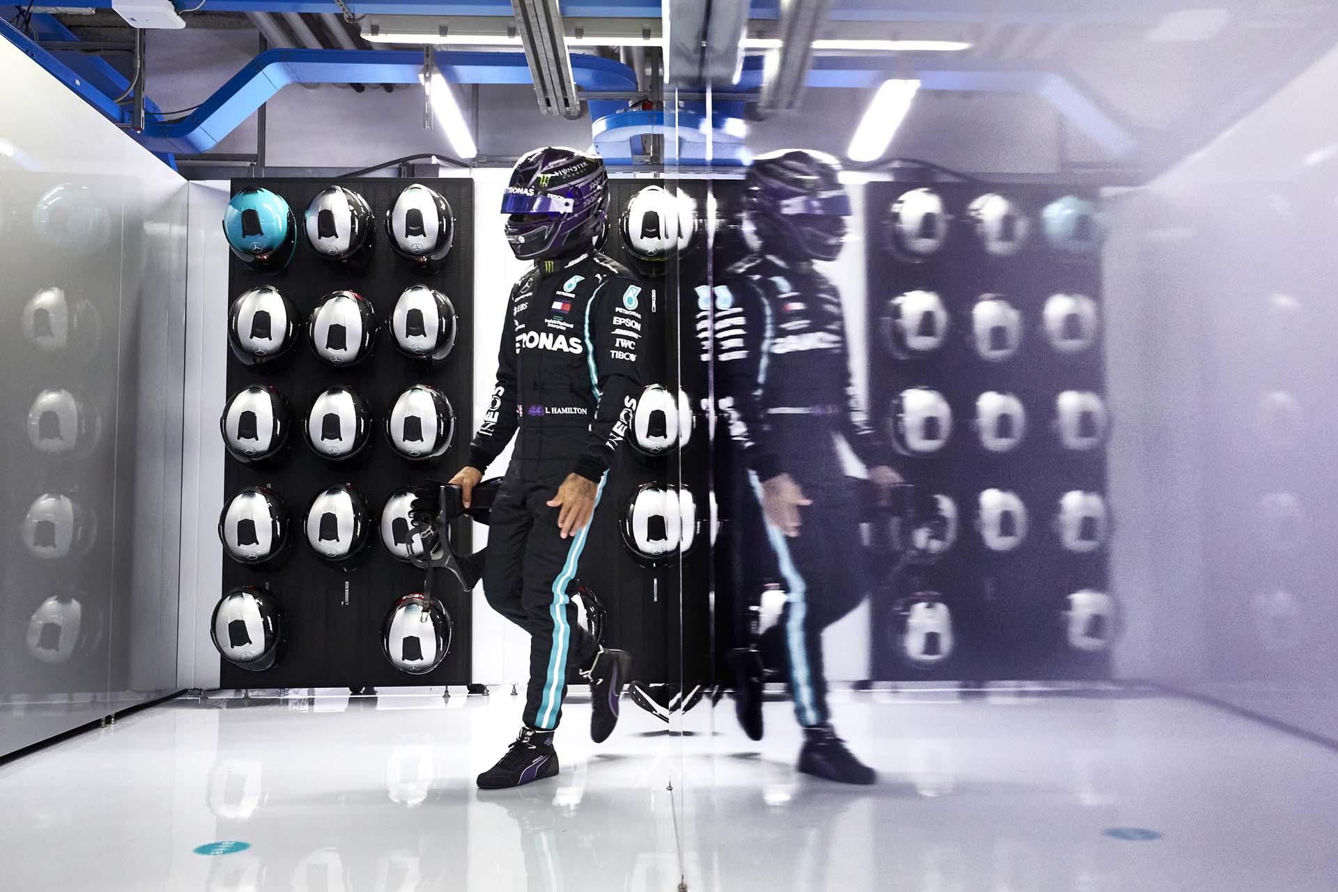 2020 Italian Grand Prix, Saturday - Steve Etherington