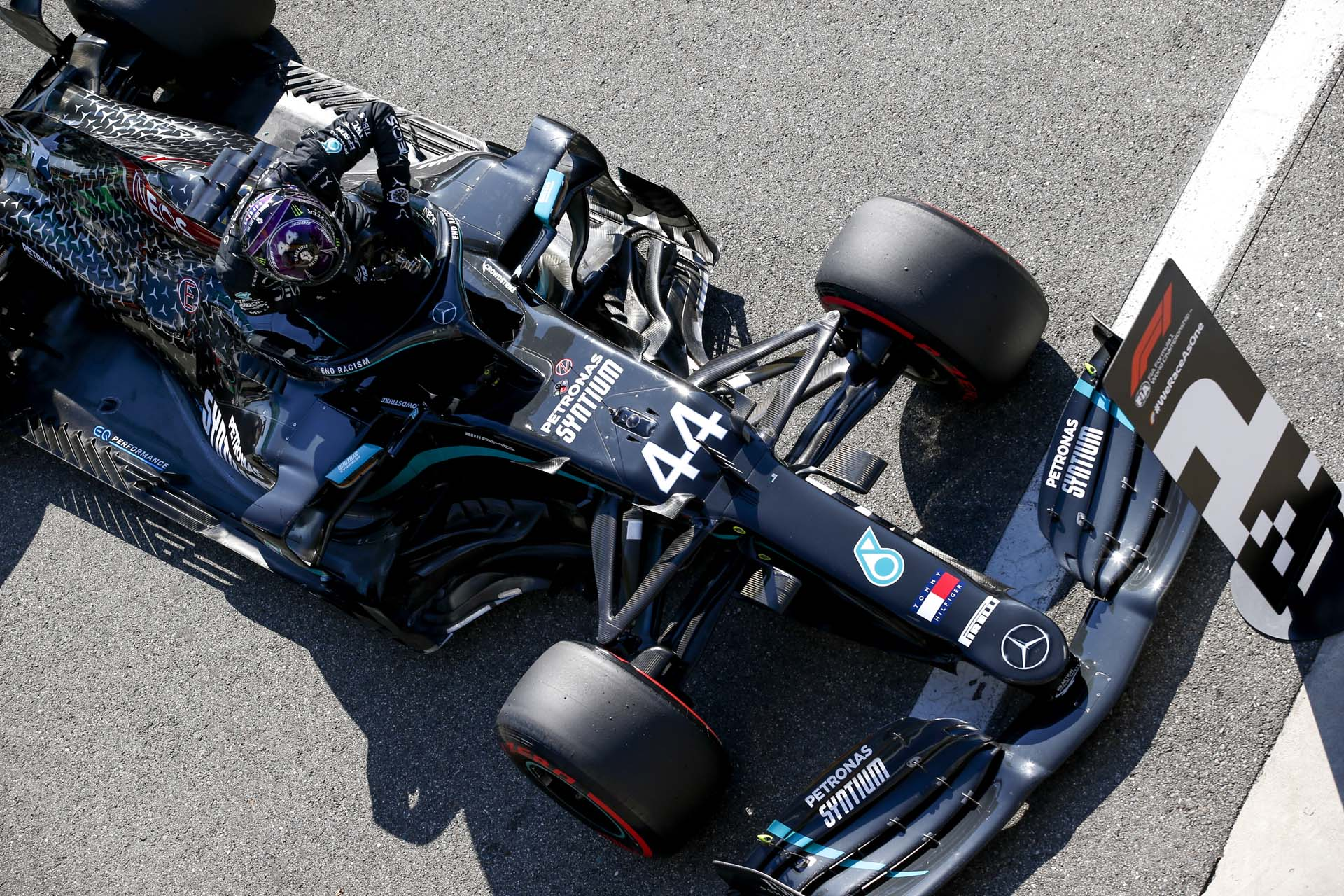 2020 Italian Grand Prix, Saturday - Wolfgang Wilhelm