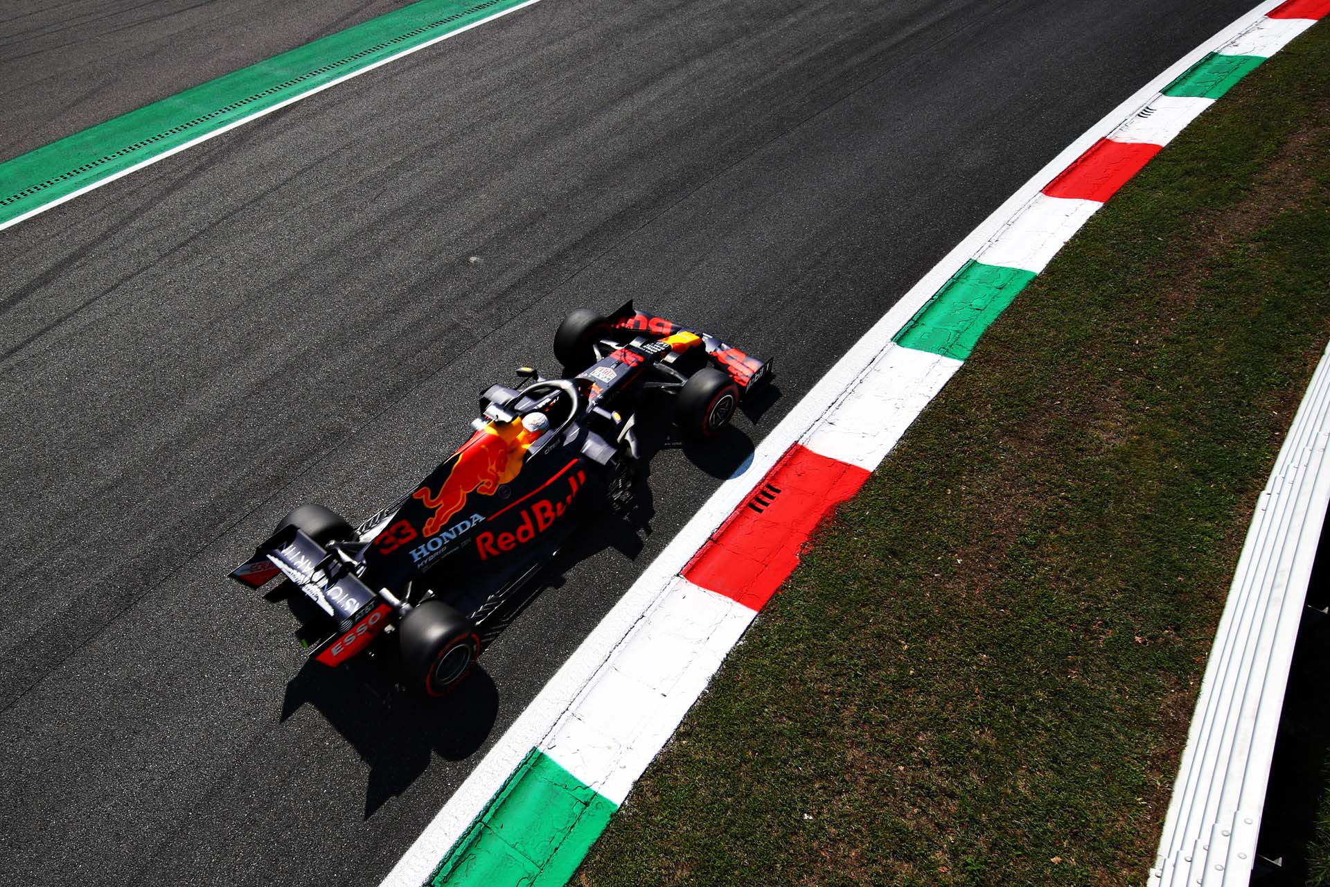 F1 Grand Prix of Italy - Final Practice