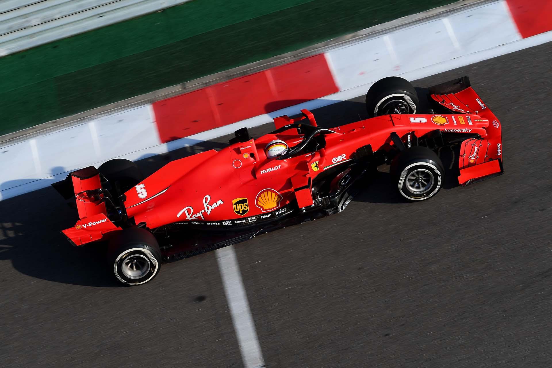 GP RUSSIA F1/2020 -  VENERDI 25/09/2020