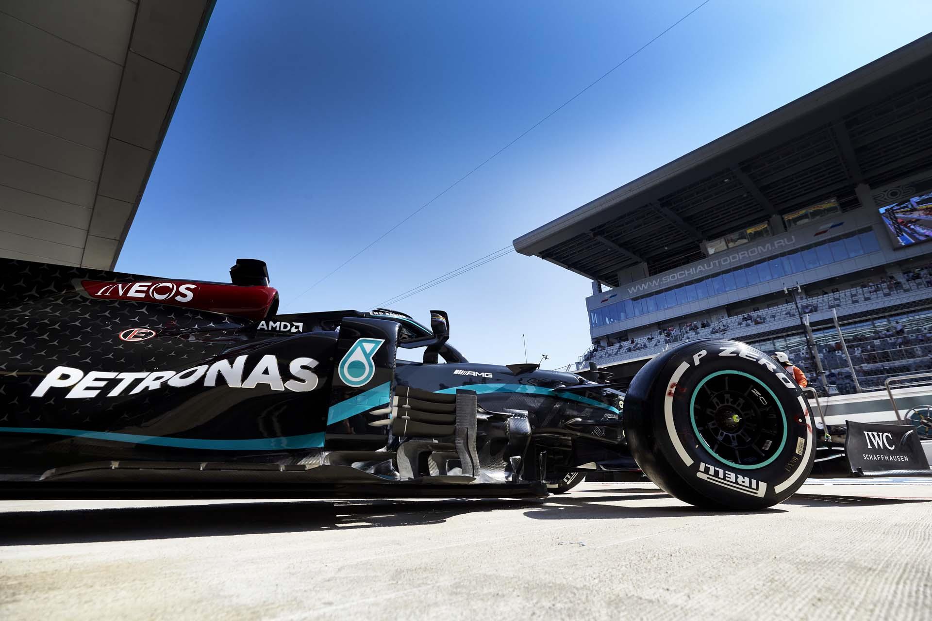 2020 Russian Grand Prix, Friday - Steve Etherington