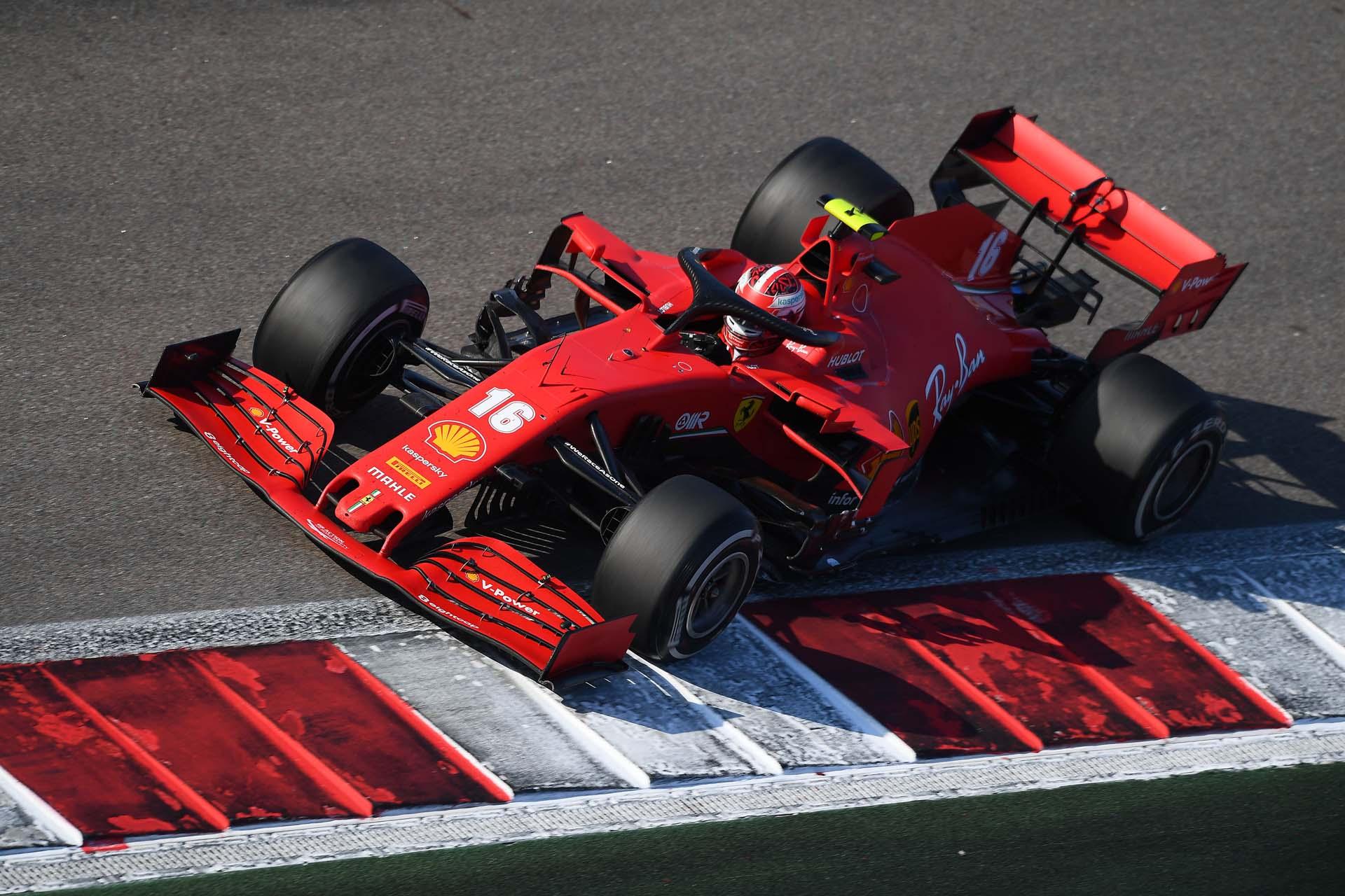 GP RUSSIA F1/2020 -  DOMENICA 27/09/2020