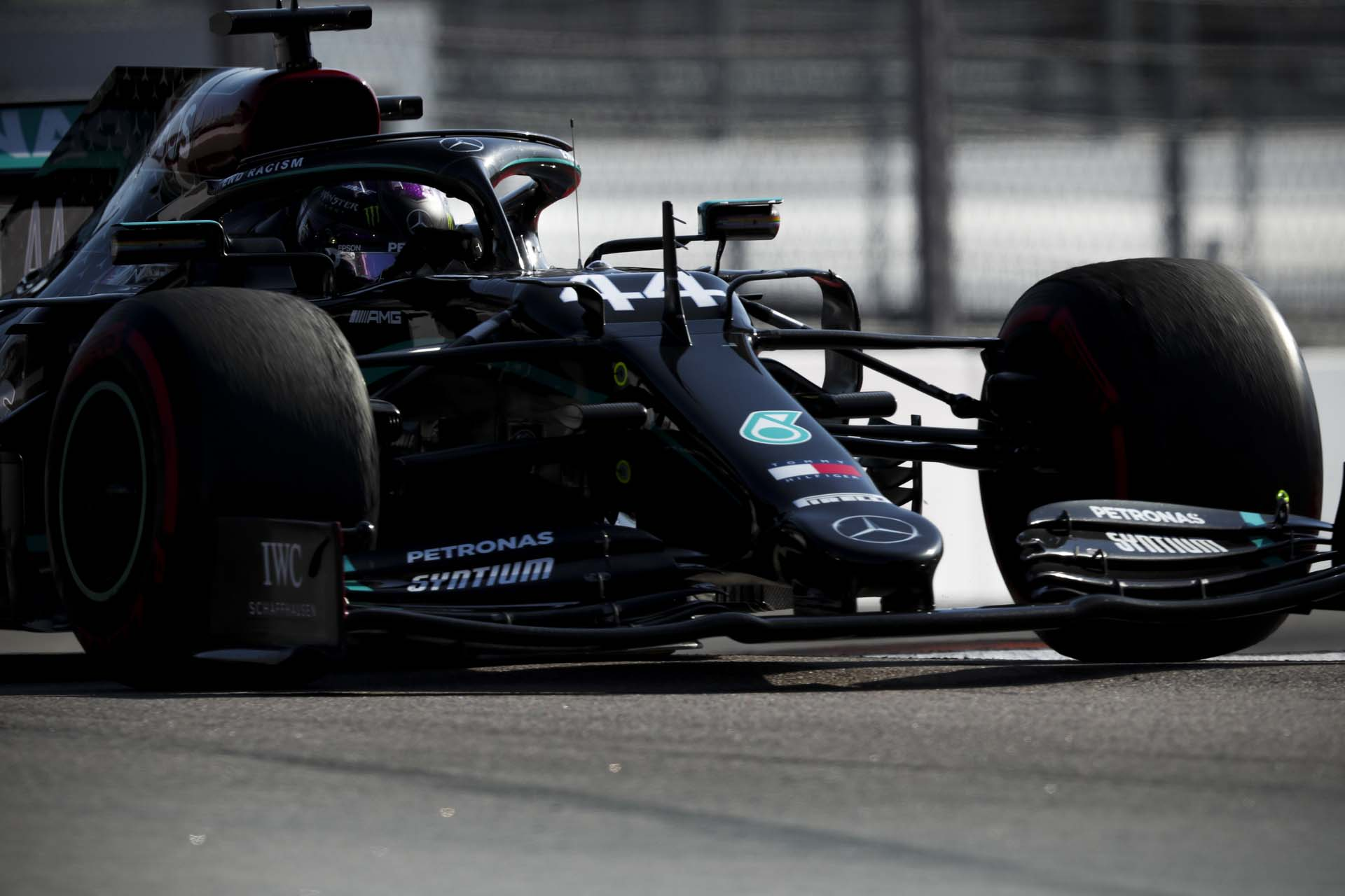 2020 Russian Grand Prix, Sunday - LAT Images