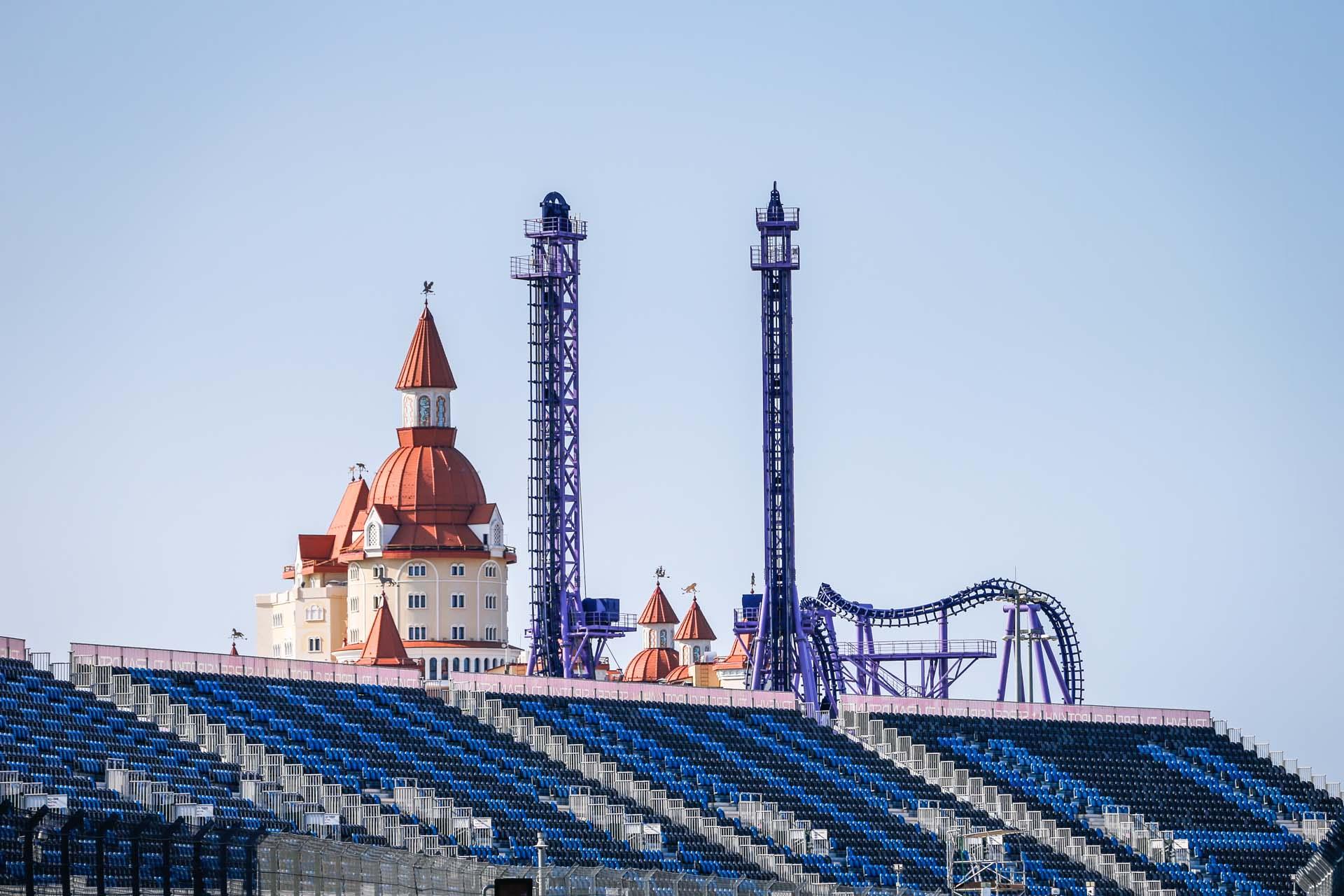 F1 - RUSSIAN GRAND PRIX 2020