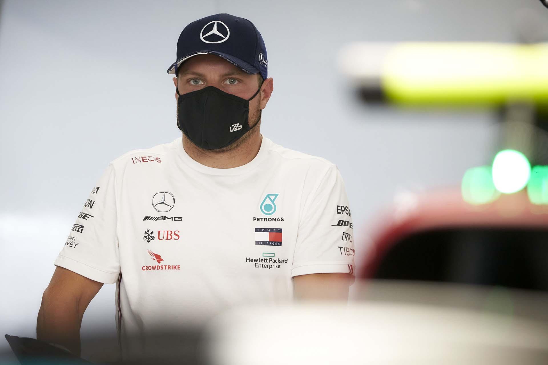 2020 Russian Grand Prix, Thursday - Steve Etherington