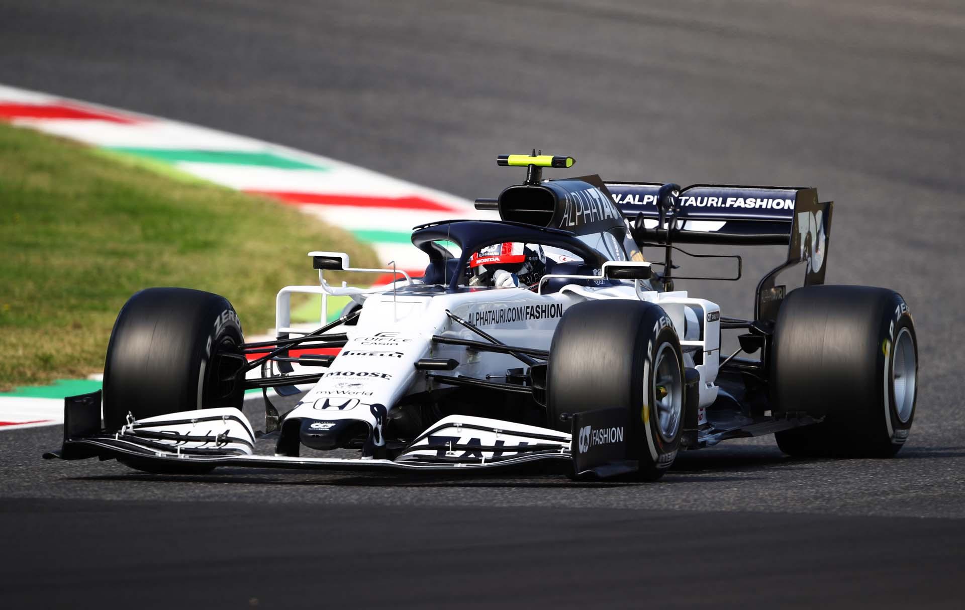 F1 Grand Prix of Tuscany - Practice