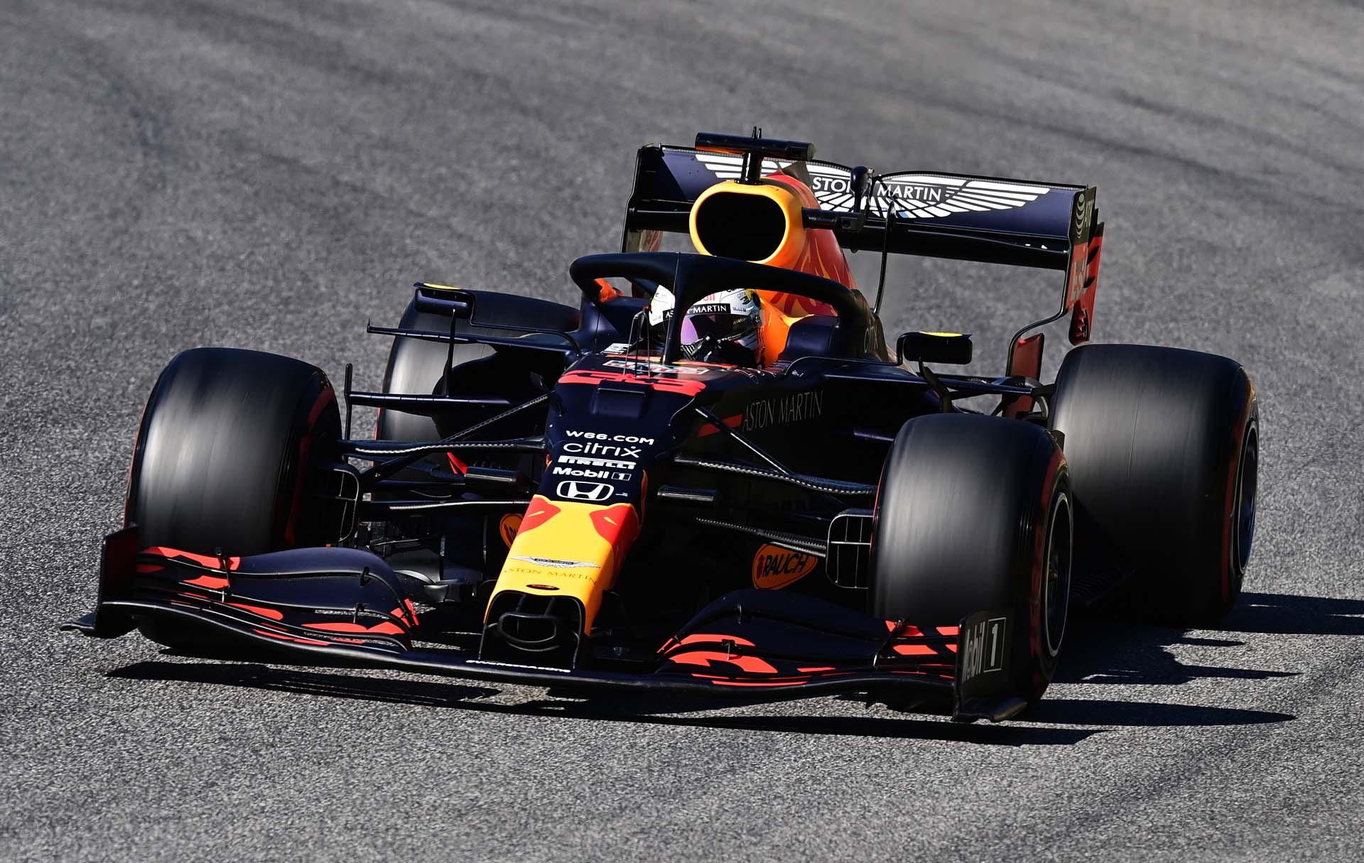 F1 Grand Prix of Tuscany - Qualifying