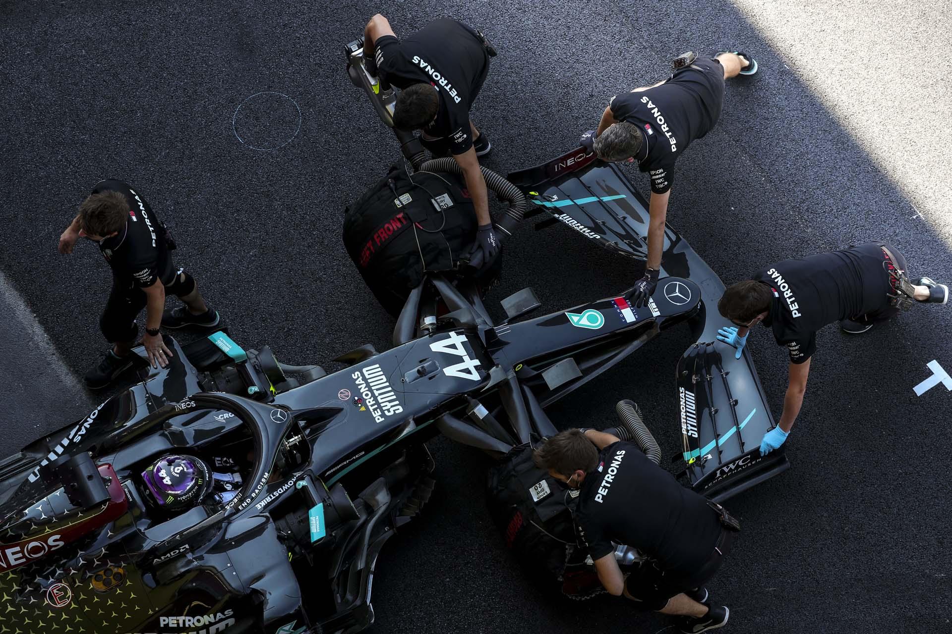 2020 Tuscan Grand Prix, Saturday - LAT Images