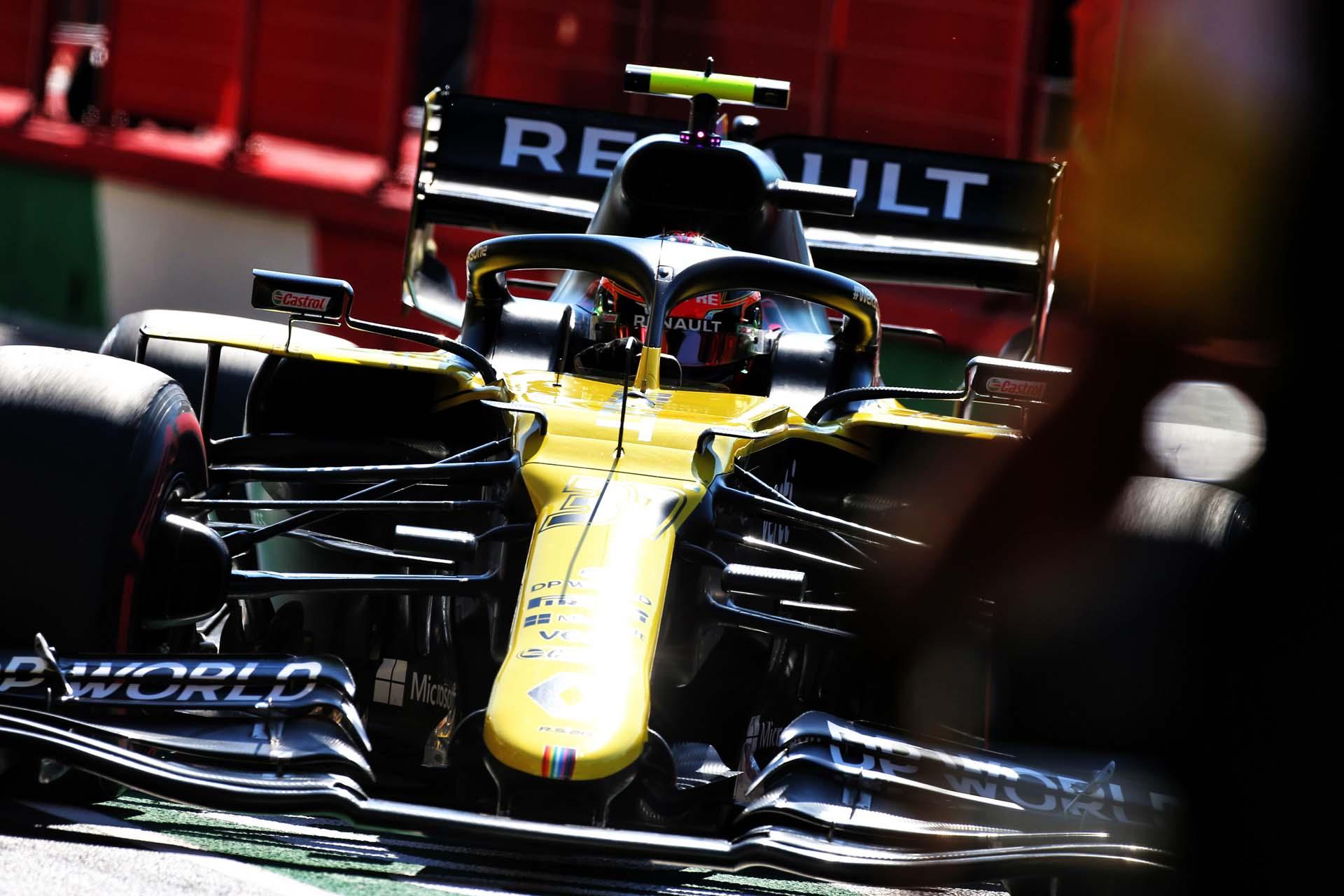 Motor Racing - Formula One World Championship - Tuscan Grand Prix - Qualifying Day - Mugello, Italy