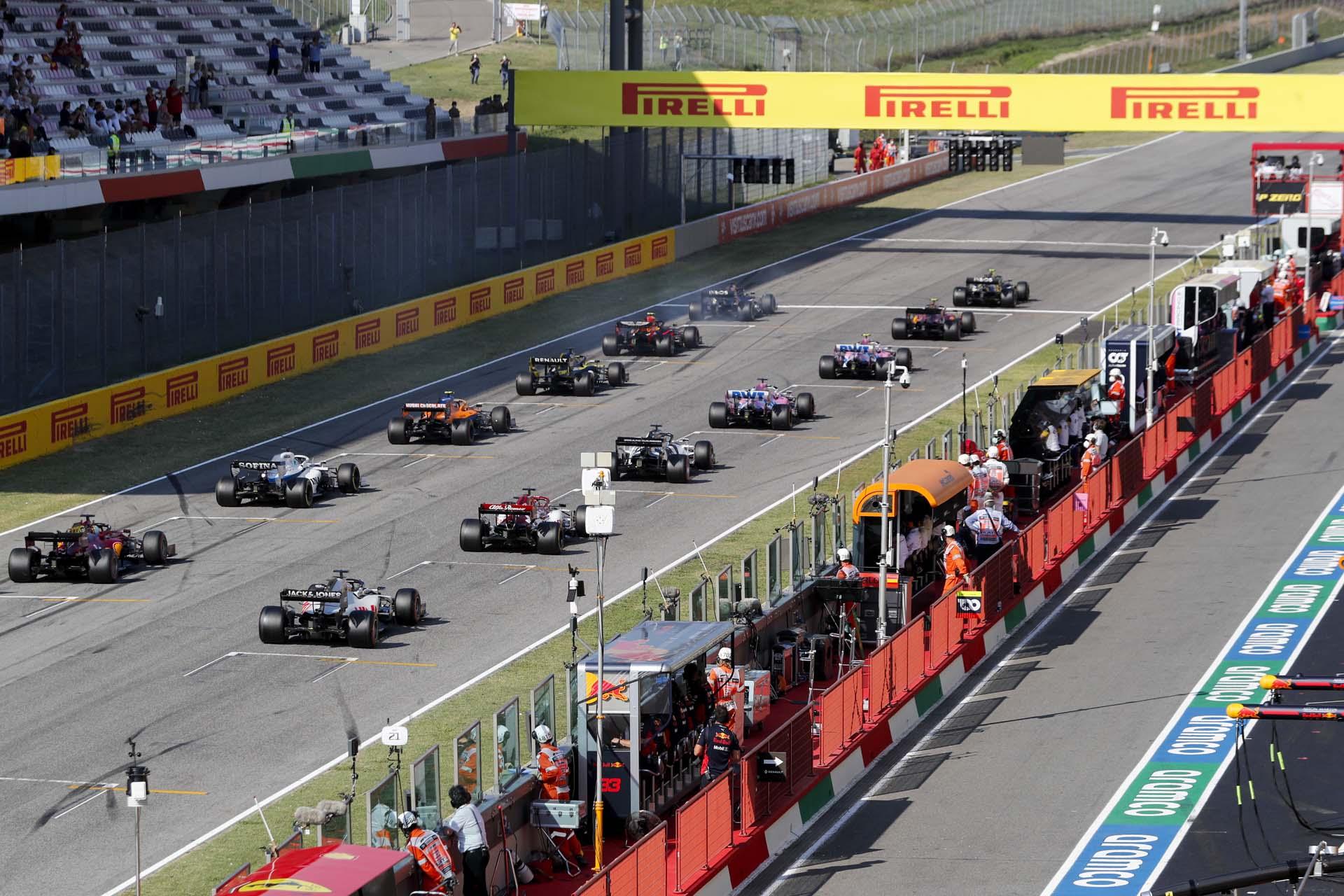 2020 Tuscany GP