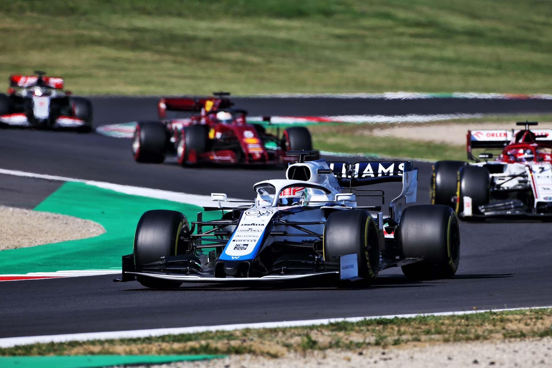 Motor Racing - Formula One World Championship - Tuscan Grand Prix - Race Day - Mugello, Italy