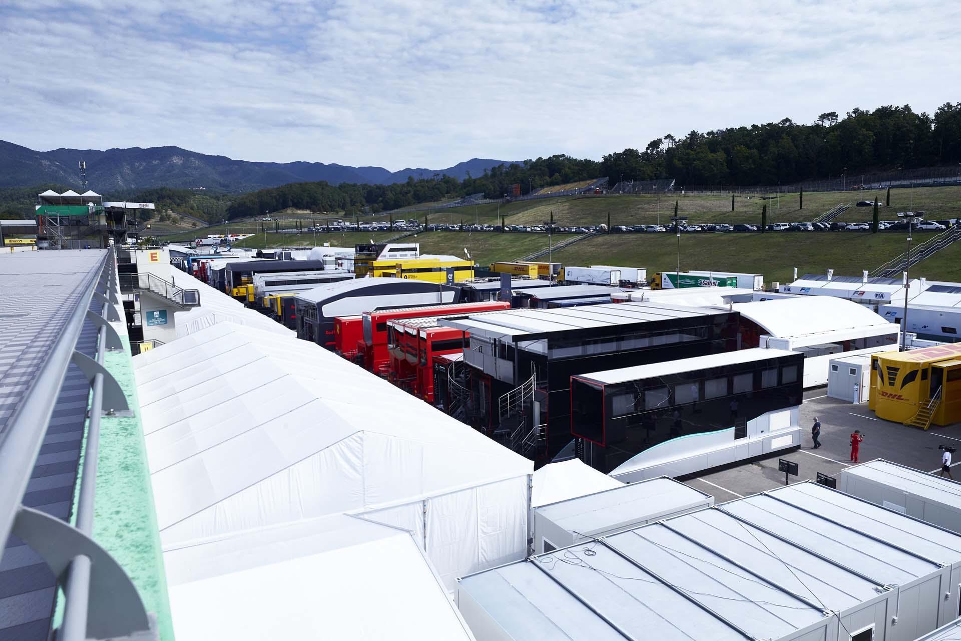 2020 Tuscan Grand Prix, Thursday - Steve Etherington