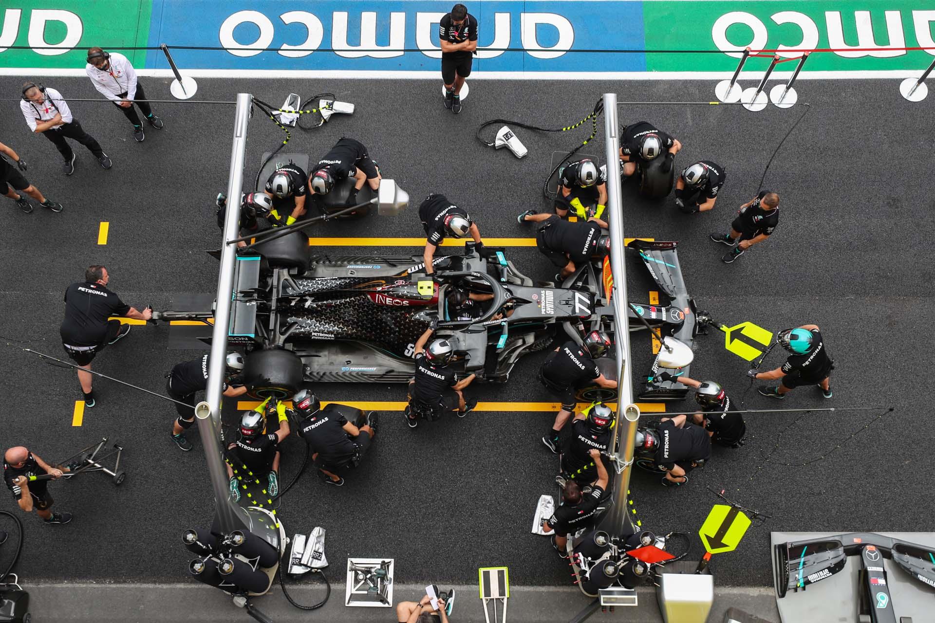 2020 Tuscan Grand Prix, Thursday - LAT Images