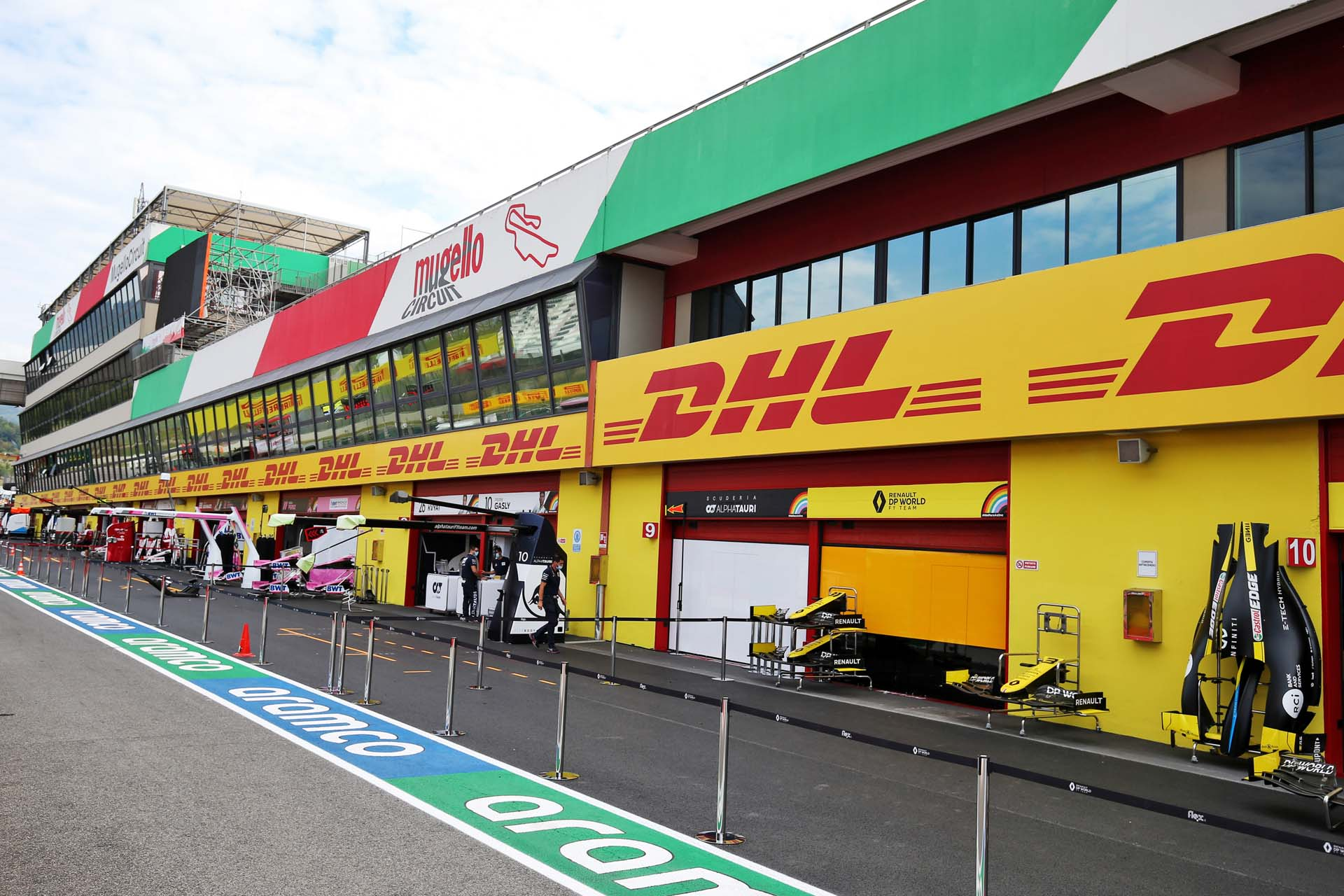 Motor Racing - Formula One World Championship - Tuscan Grand Prix - Preparation Day - Mugello, Italy