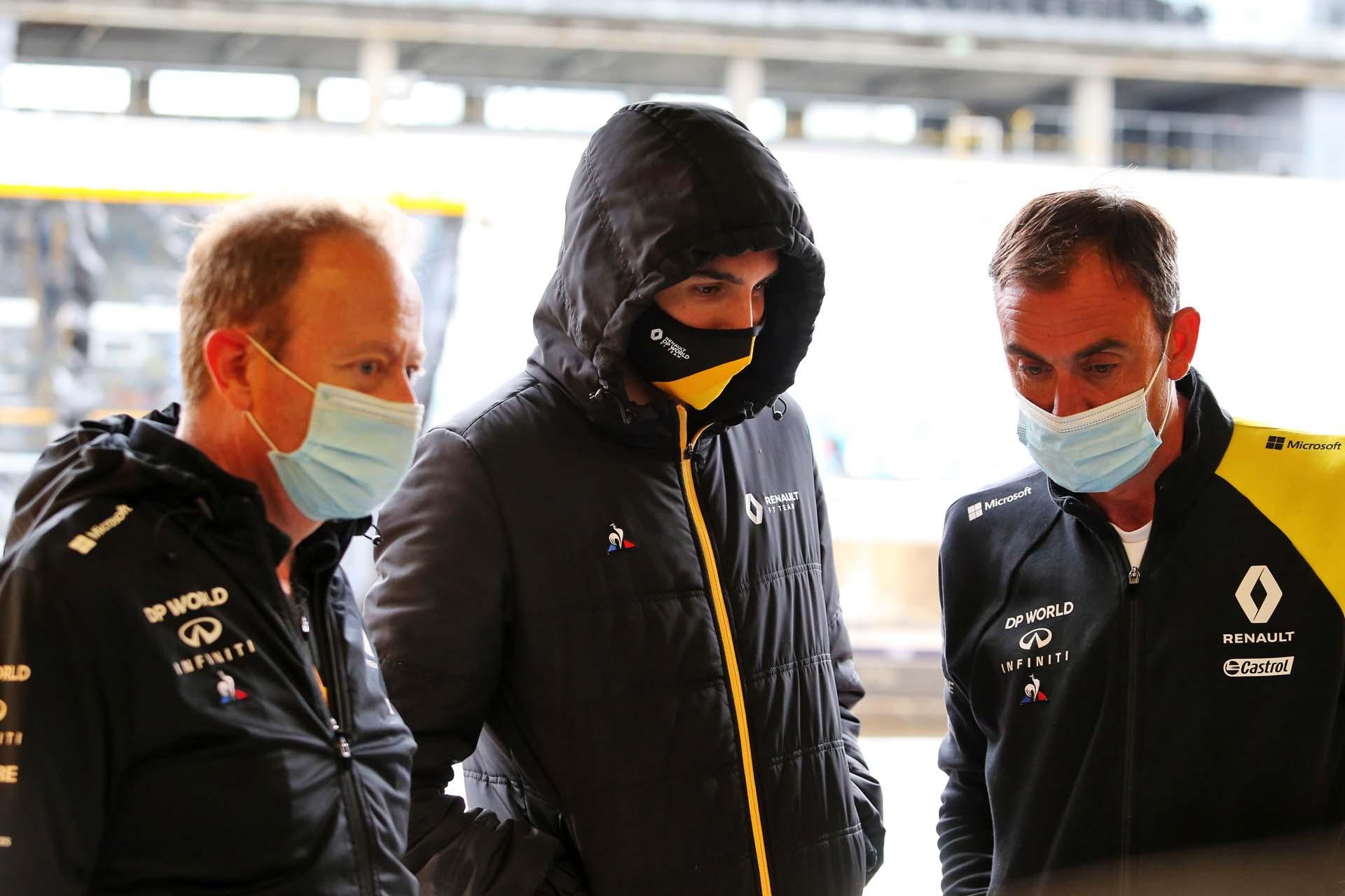 Motor Racing - Formula One World Championship - Eifel Grand Prix - Preparation Day - Nurbugring, Germany