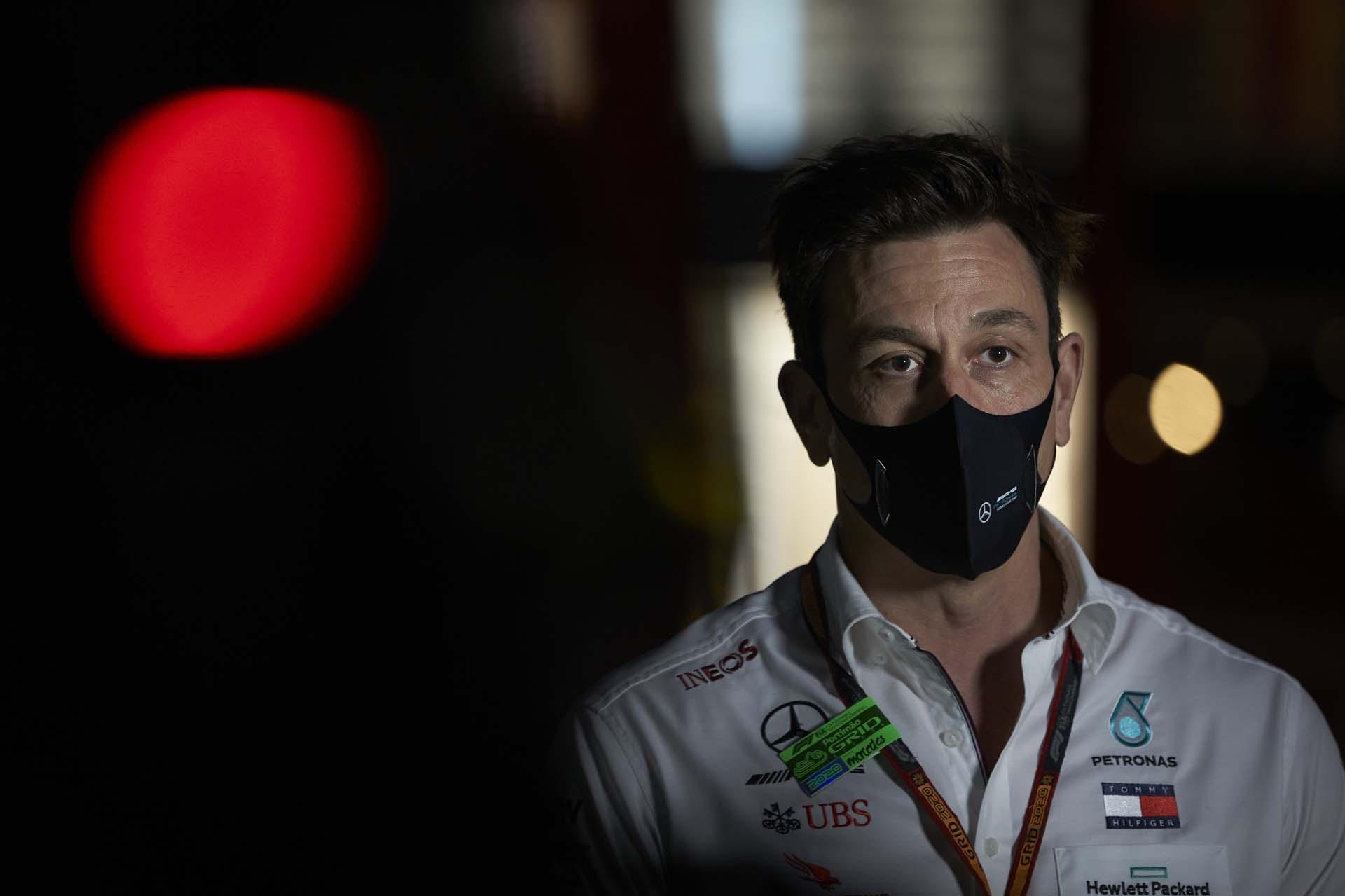 2020 Emilia Romagna Grand Prix, Friday - Steve Etherington