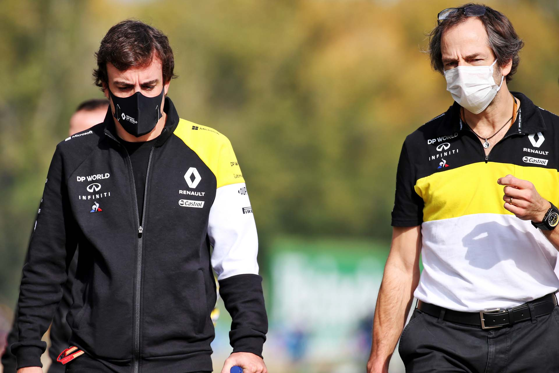 Motor Racing - Formula One World Championship - Emilia Romagna Grand Prix - Preparation Day - Imola, Italy