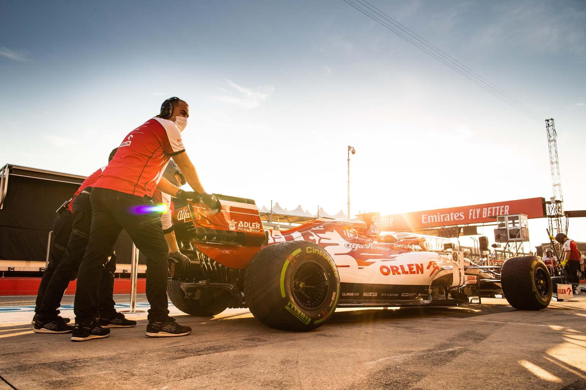 F1 - EMILIA ROMAGNA GRAND PRIX 2020