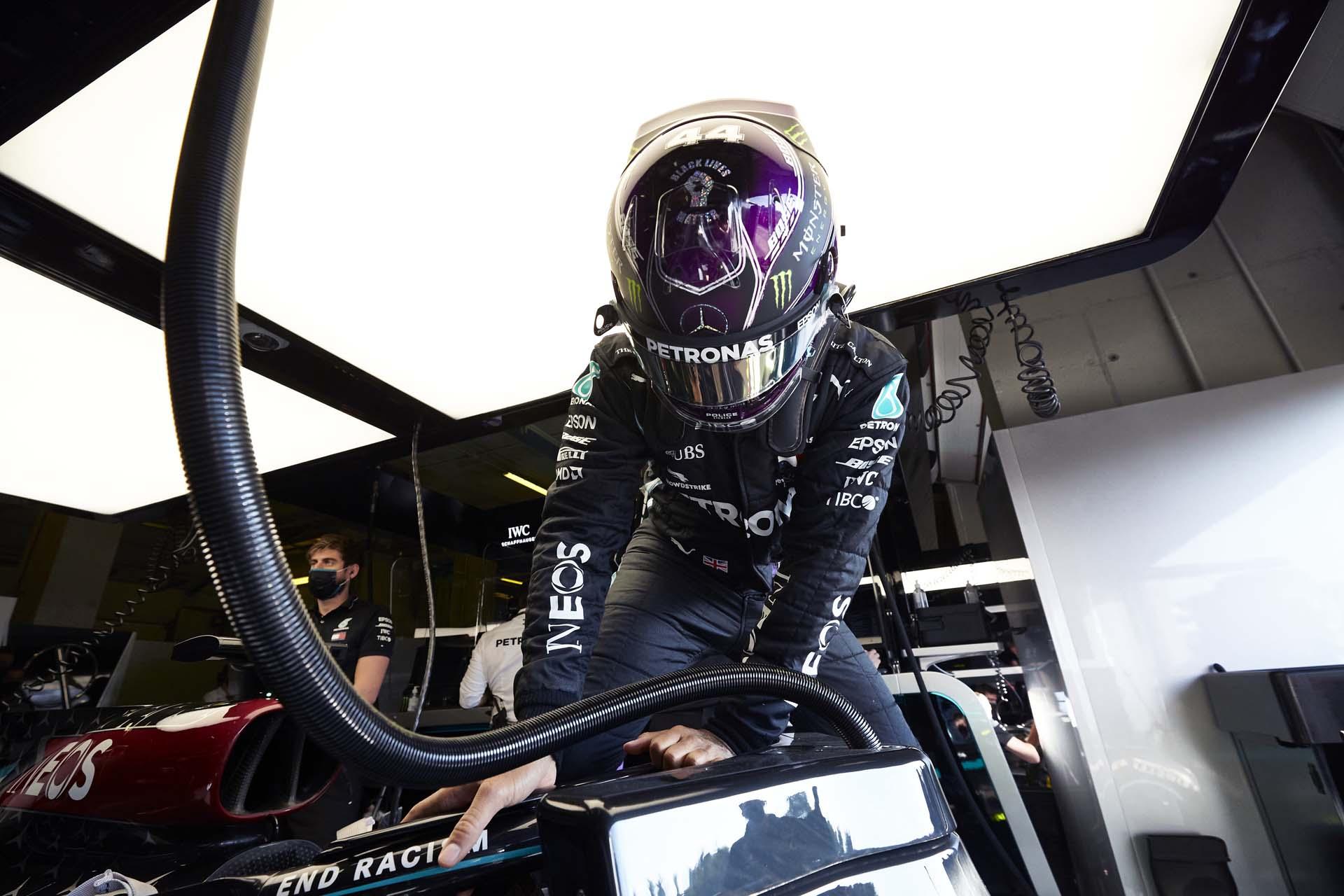 2020 Emilia Romagna Grand Prix, Saturday - Steve Etherington
