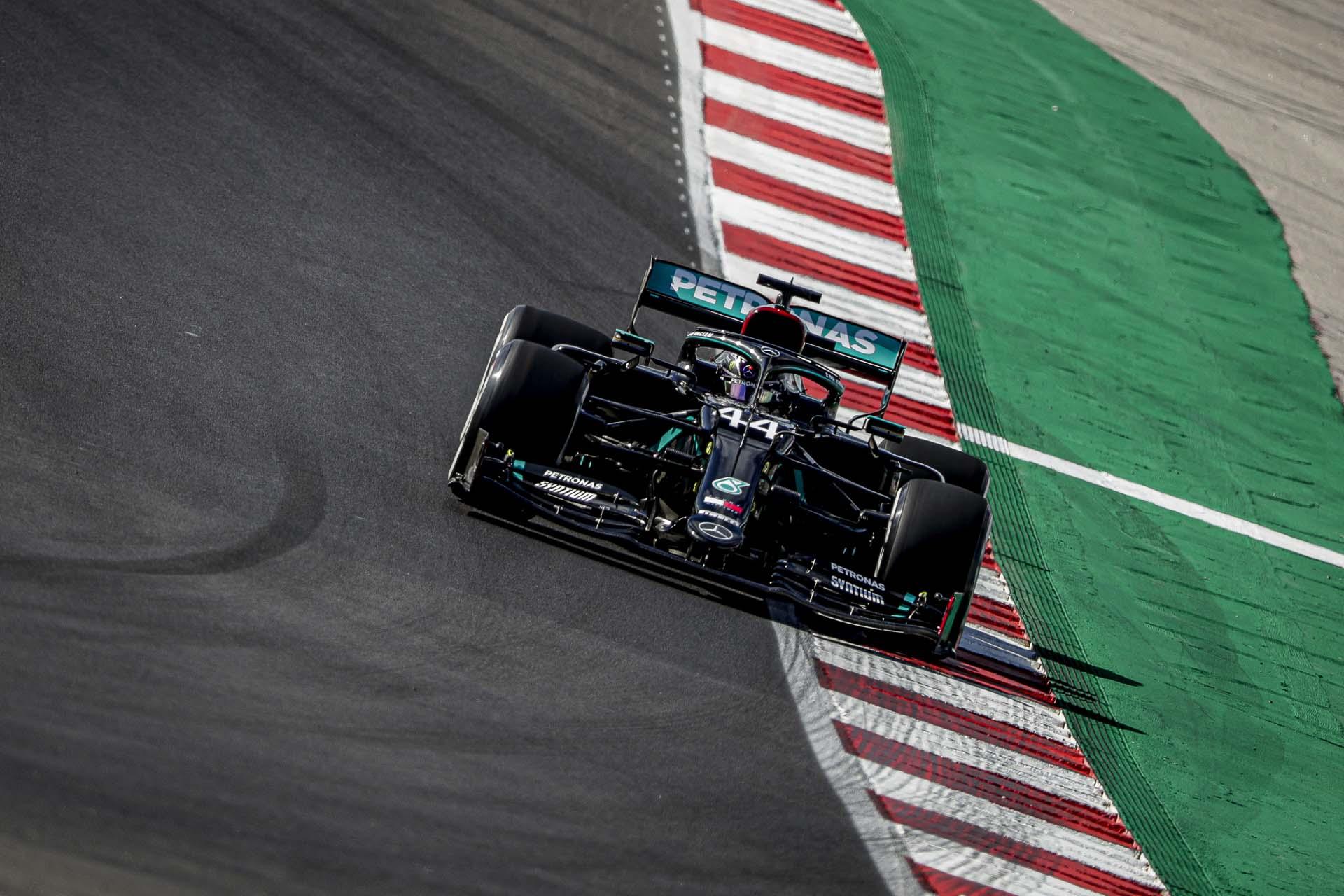 2020 Portuguese Grand Prix, Saturday - Wolfgang Wilhelm