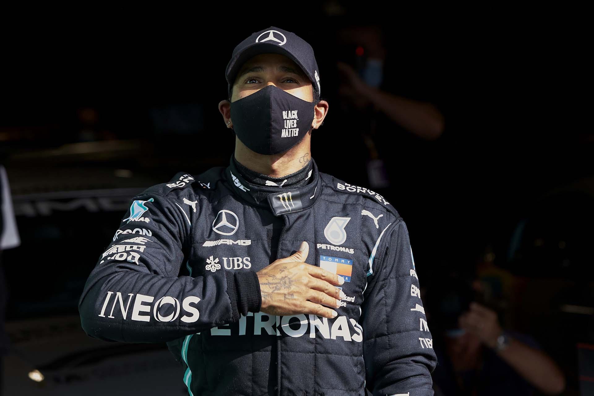 2020 Portuguese Grand Prix, Saturday - Steve Etherington