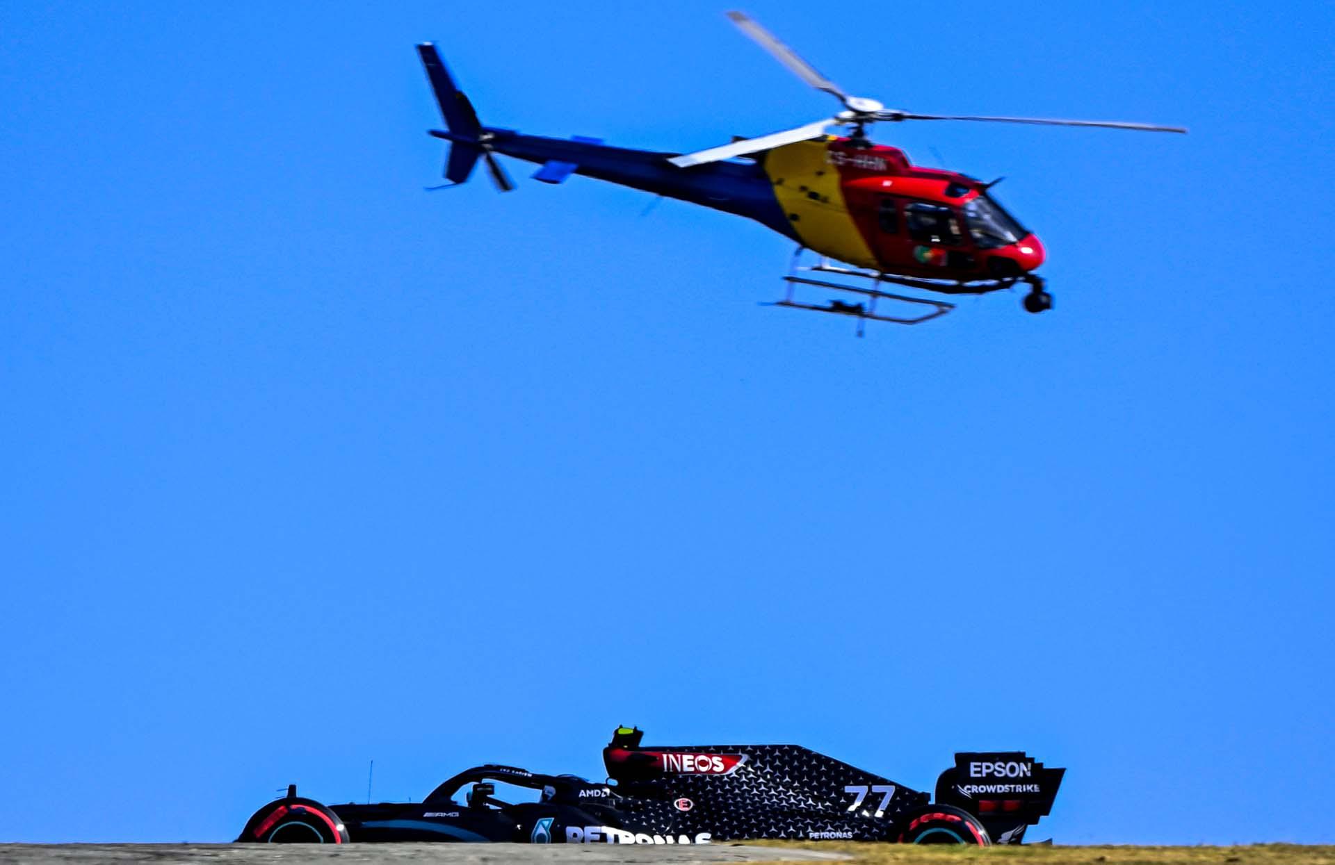 2020 Portuguese Grand Prix, Saturday - LAT Images