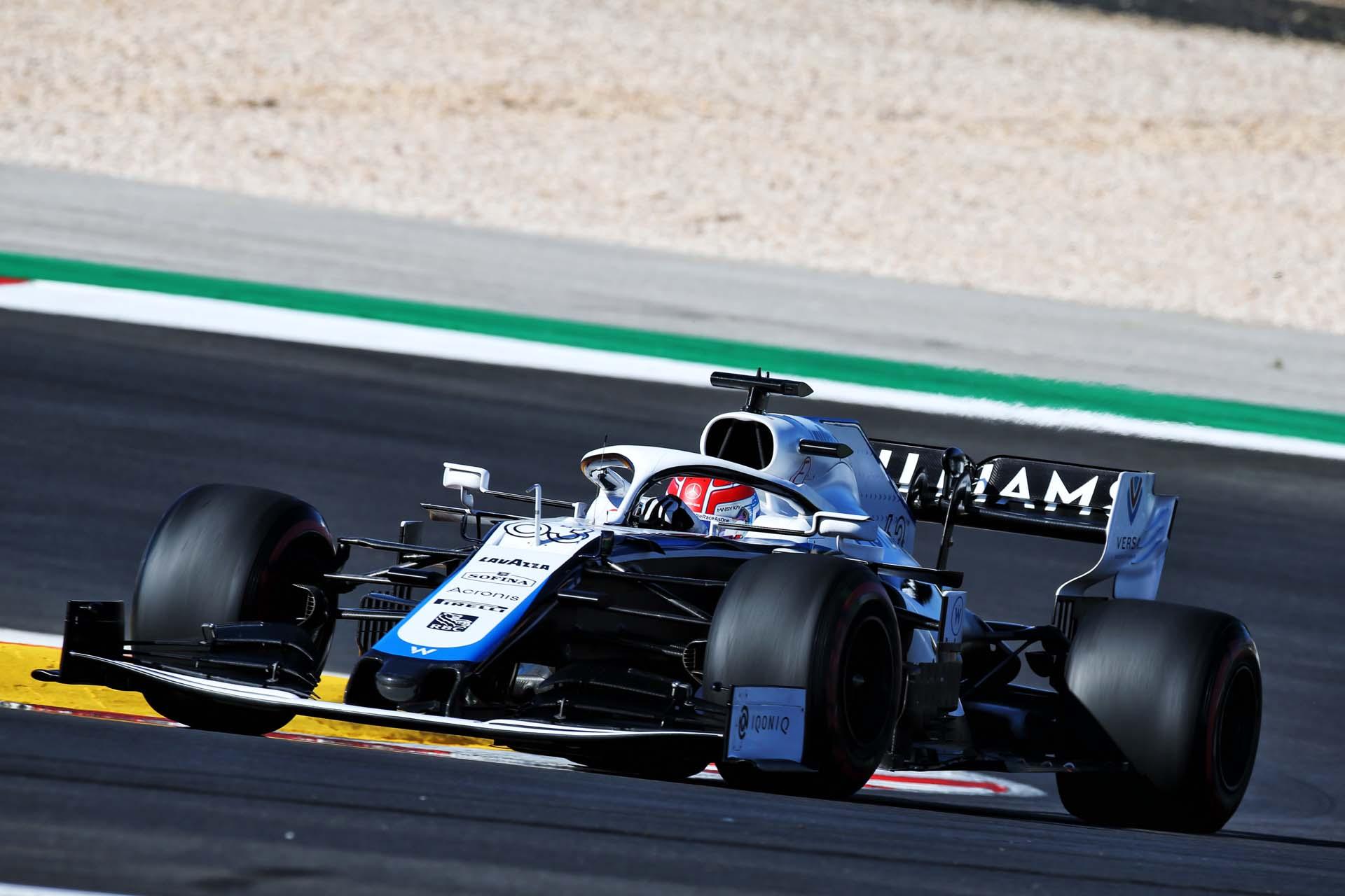 Motor Racing - Formula One World Championship - Portuguese Grand Prix - Qualifying Day - Portimao, Portugal
