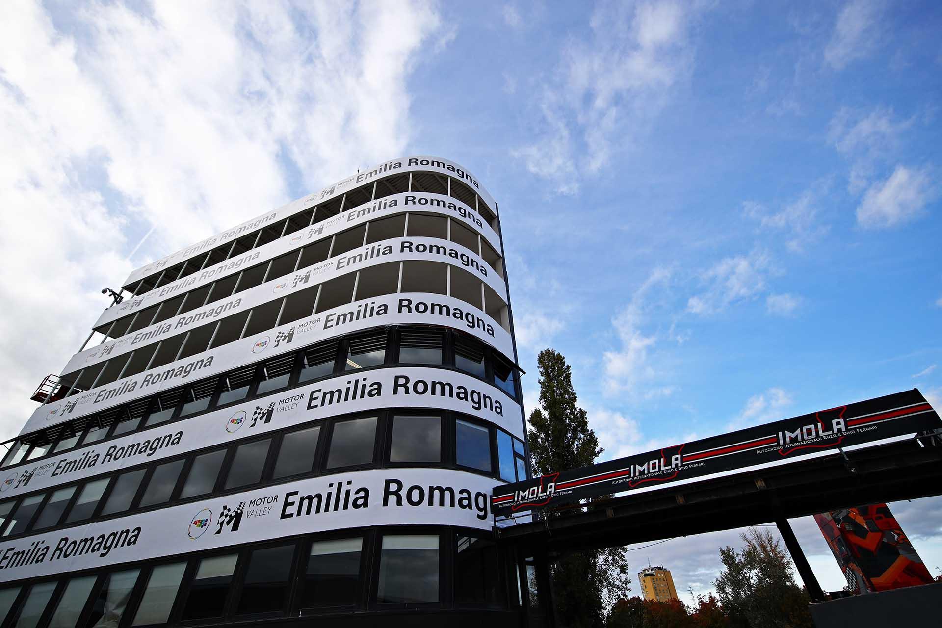 F1 Grand Prix of Emilia Romagna - Previews