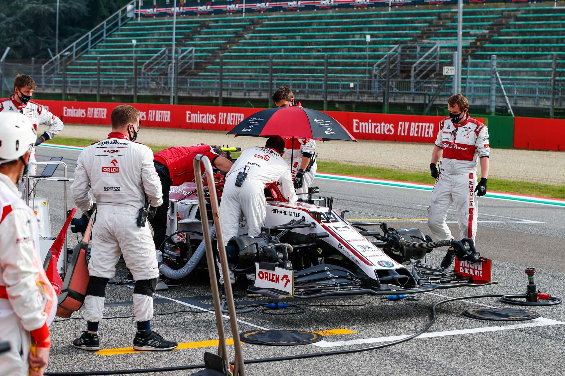 F1 - EMILIA ROMAGNA GRAND PRIX 2020 - RACE