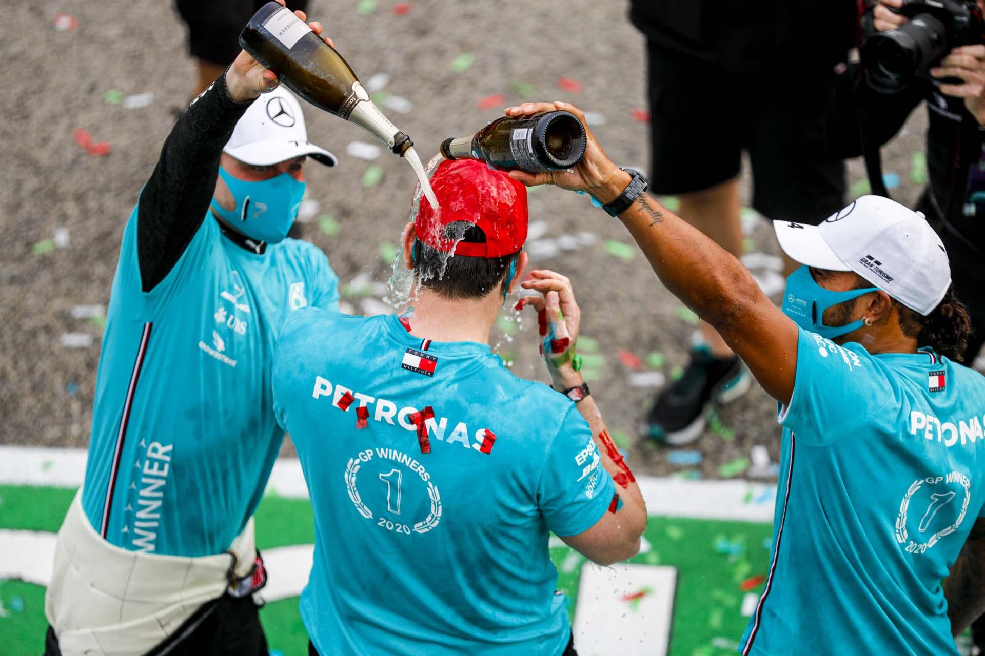 2020 Emilia Romagna Grand Prix, Sunday - LAT images