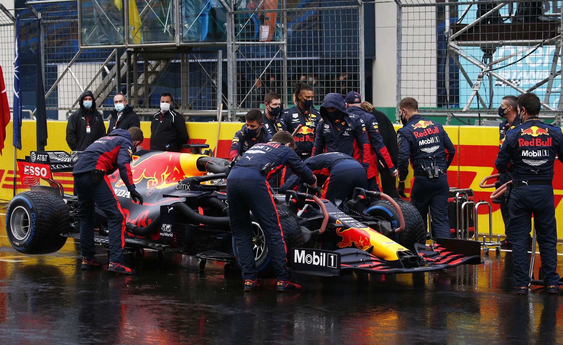 F1 Grand Prix of Turkey