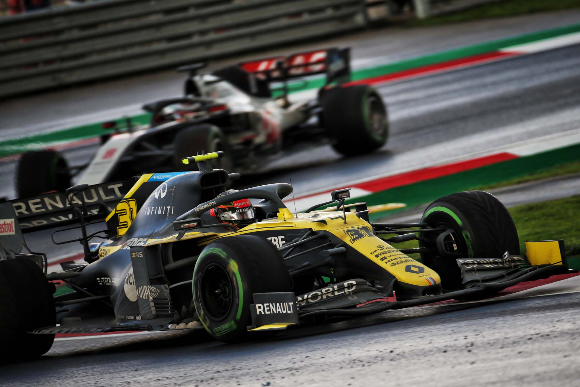 Motor Racing - Formula One World Championship - Turkish Grand Prix - Race Day - Istanbul, Turkey