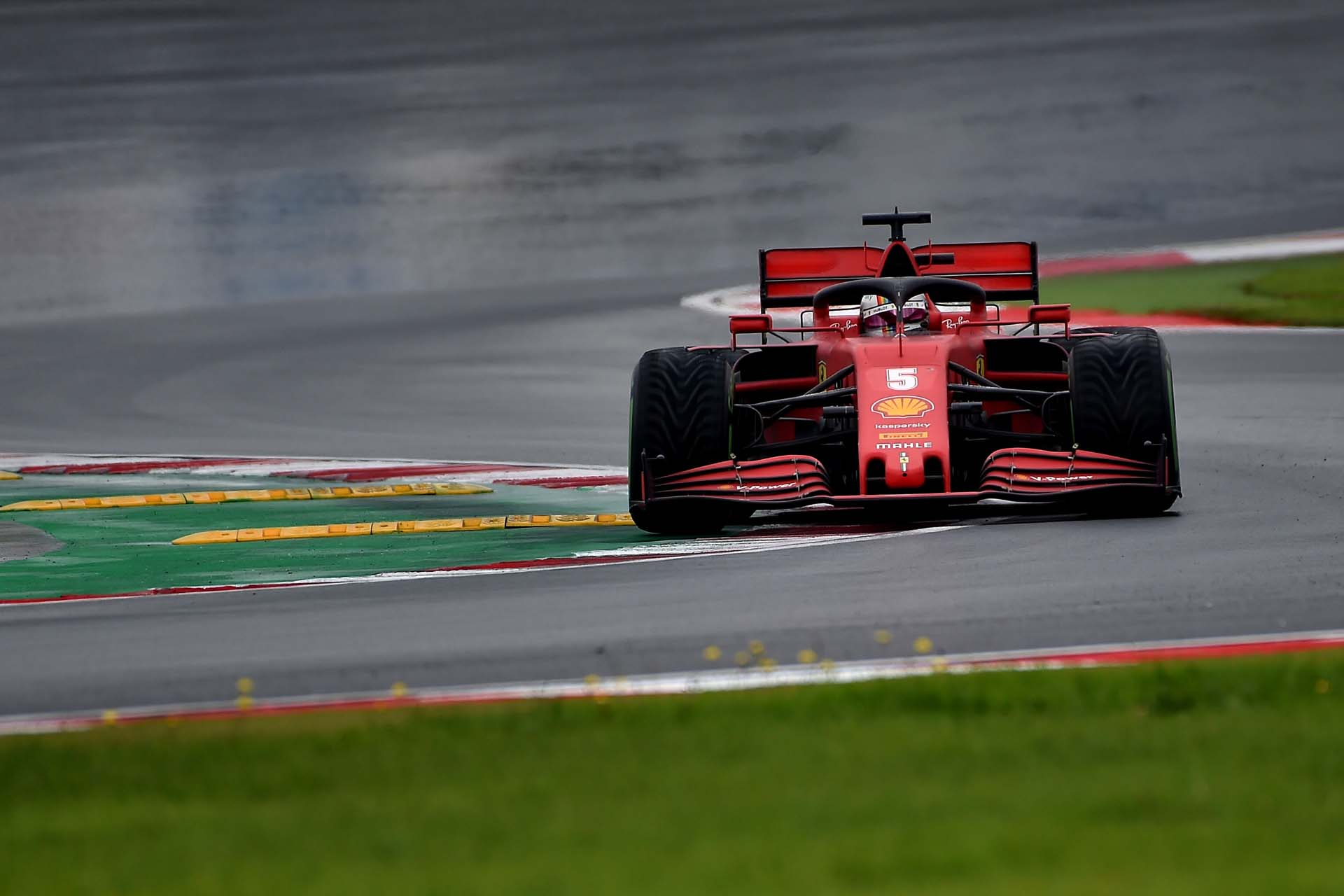 GP TURCHIA  F1/2020 -  DOMENICA 15/11/2020