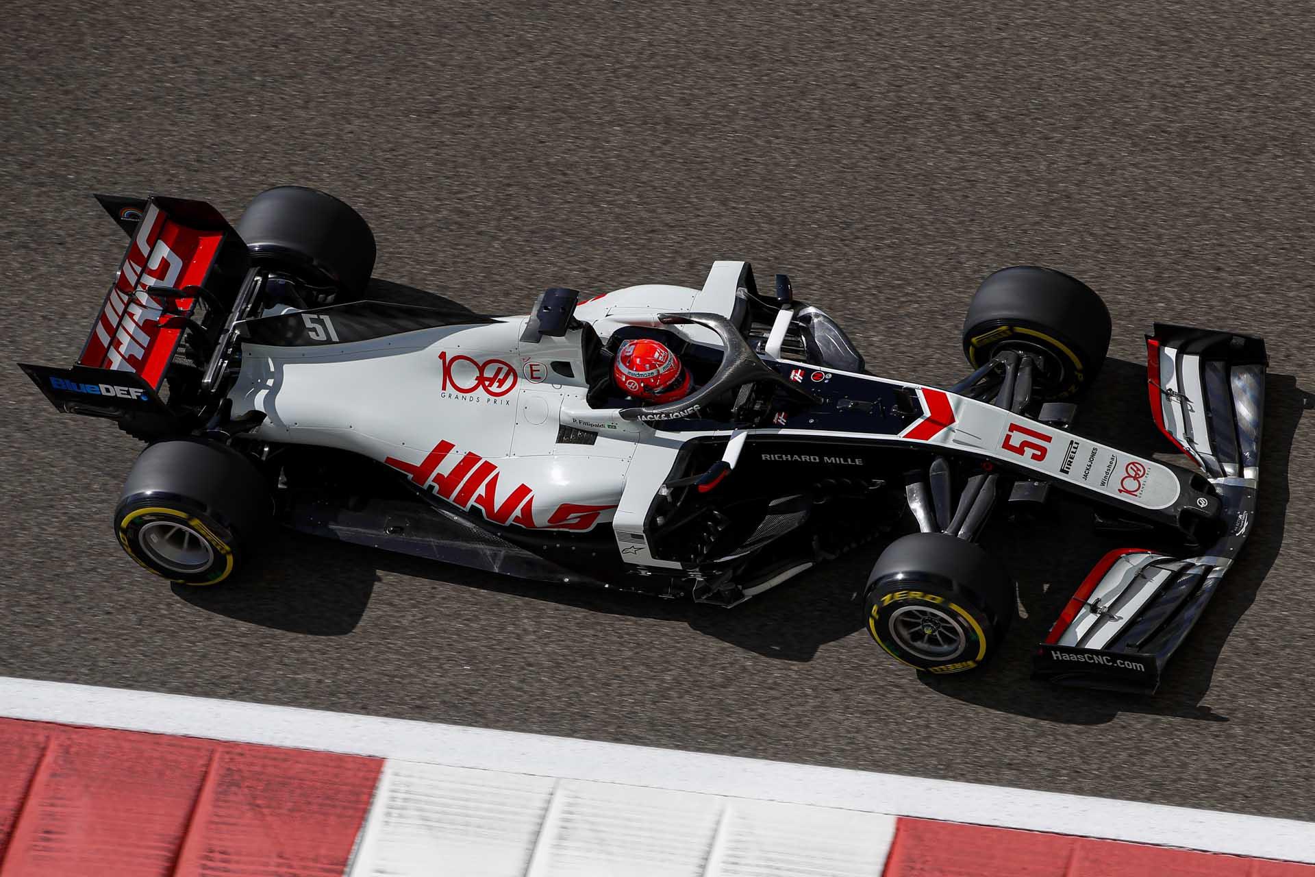 2020 Abu Dhabi GP