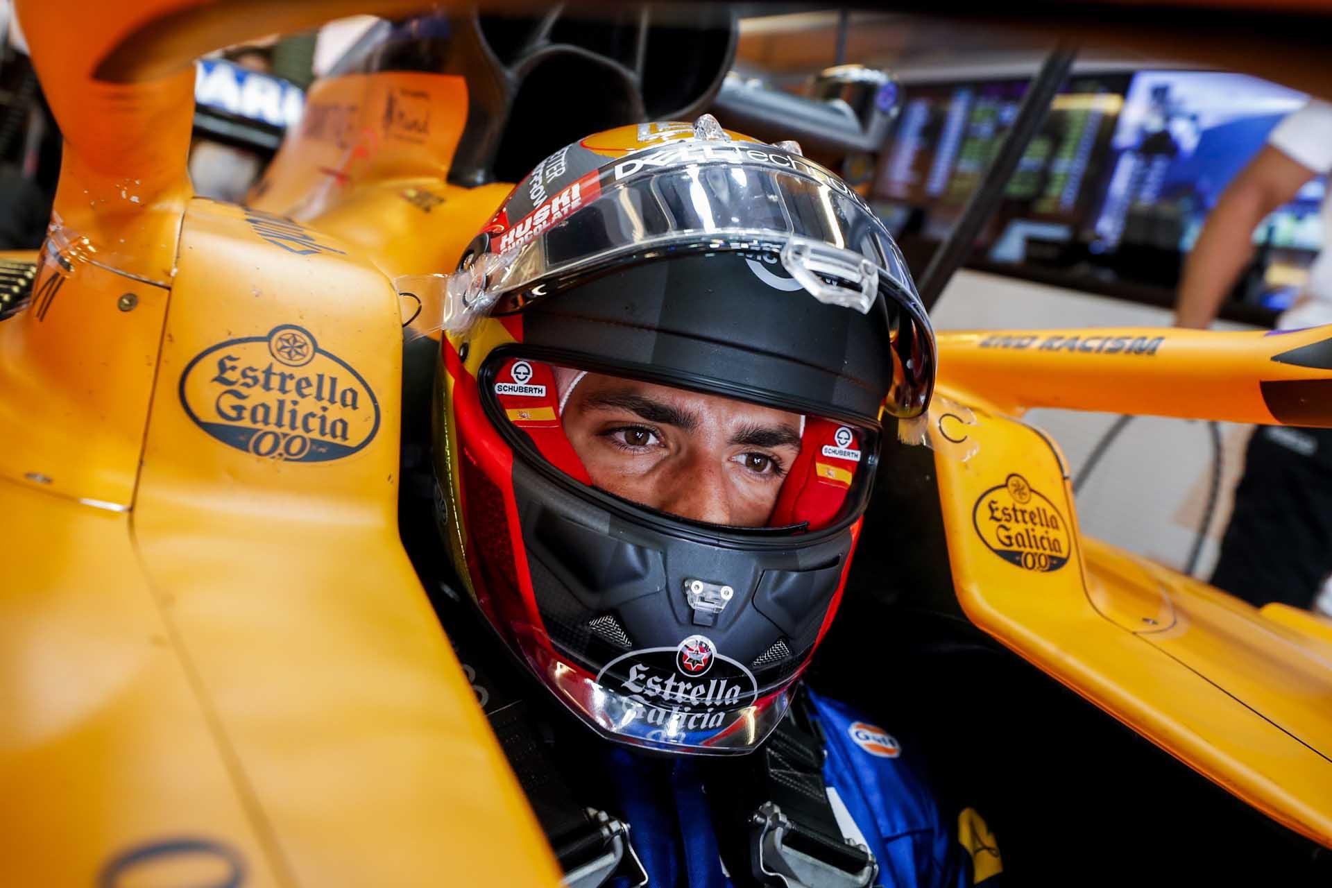 Carlos Sainz, McLaren